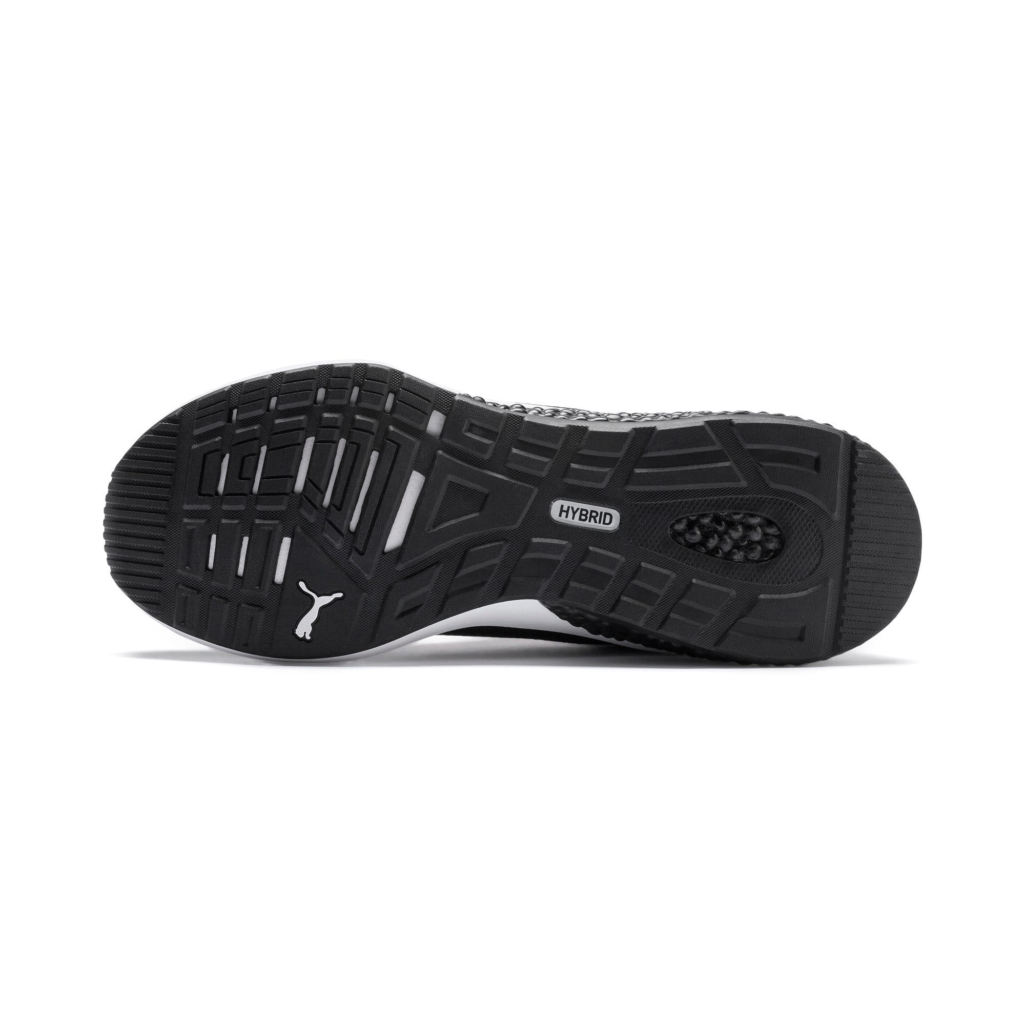 Thumbnail 5 of HYBRID NX Men's Running Shoes, Black-Nrgy Red-Yellow Alert, medium