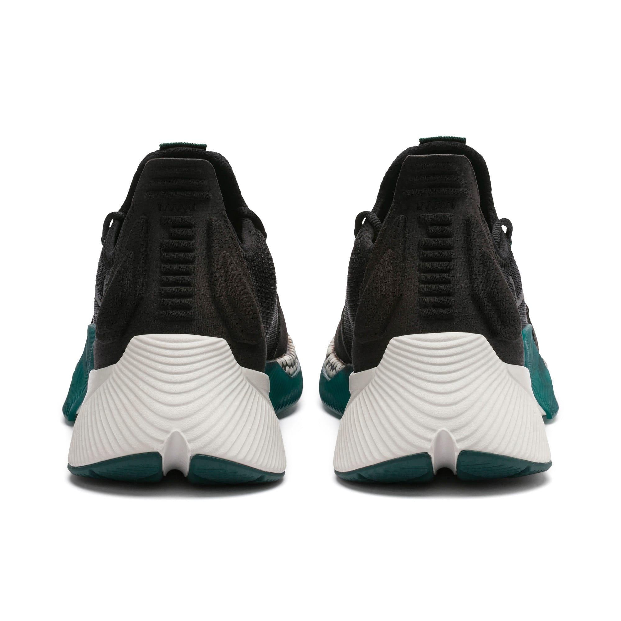 Thumbnail 4 of Xcelerator Men's Sneakers, Black-Glacier Gray-Ponderosa, medium