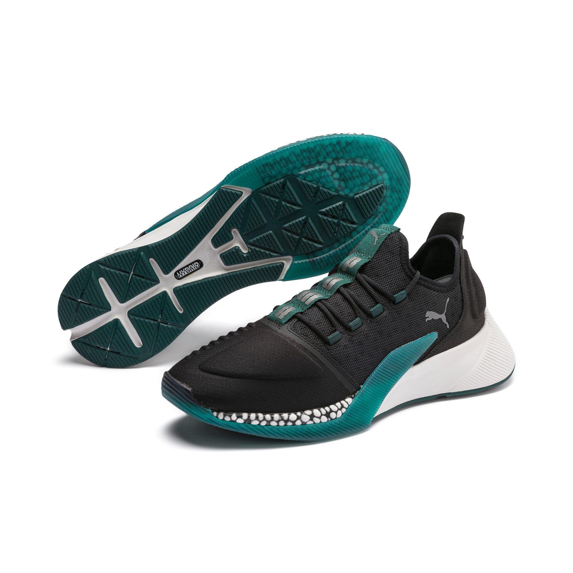Thumbnail 3 of Xcelerator Men's Sneakers, Black-Glacier Gray-Ponderosa, medium
