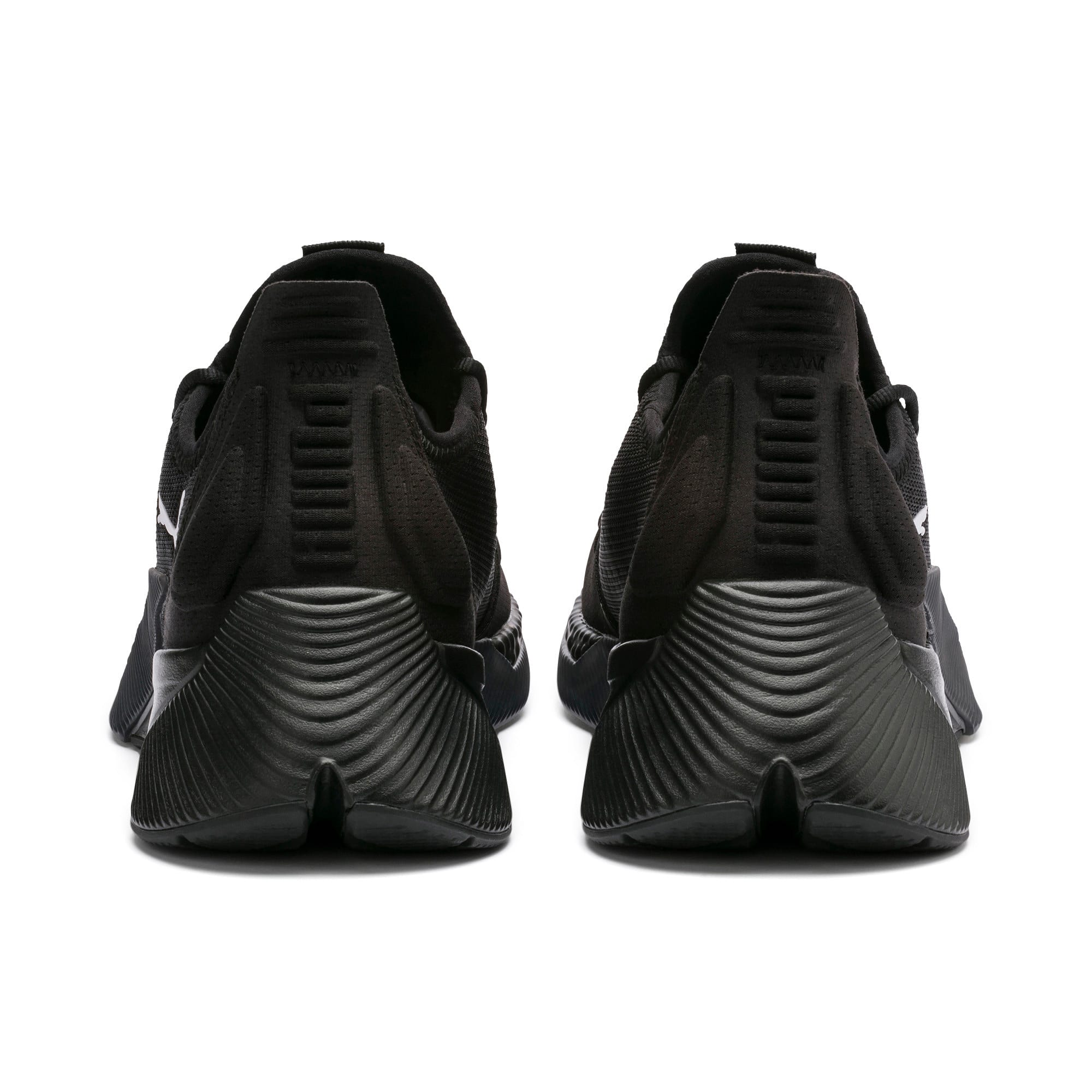 Thumbnail 4 of Xcelerator Running Shoes, Puma Black-Puma Black, medium