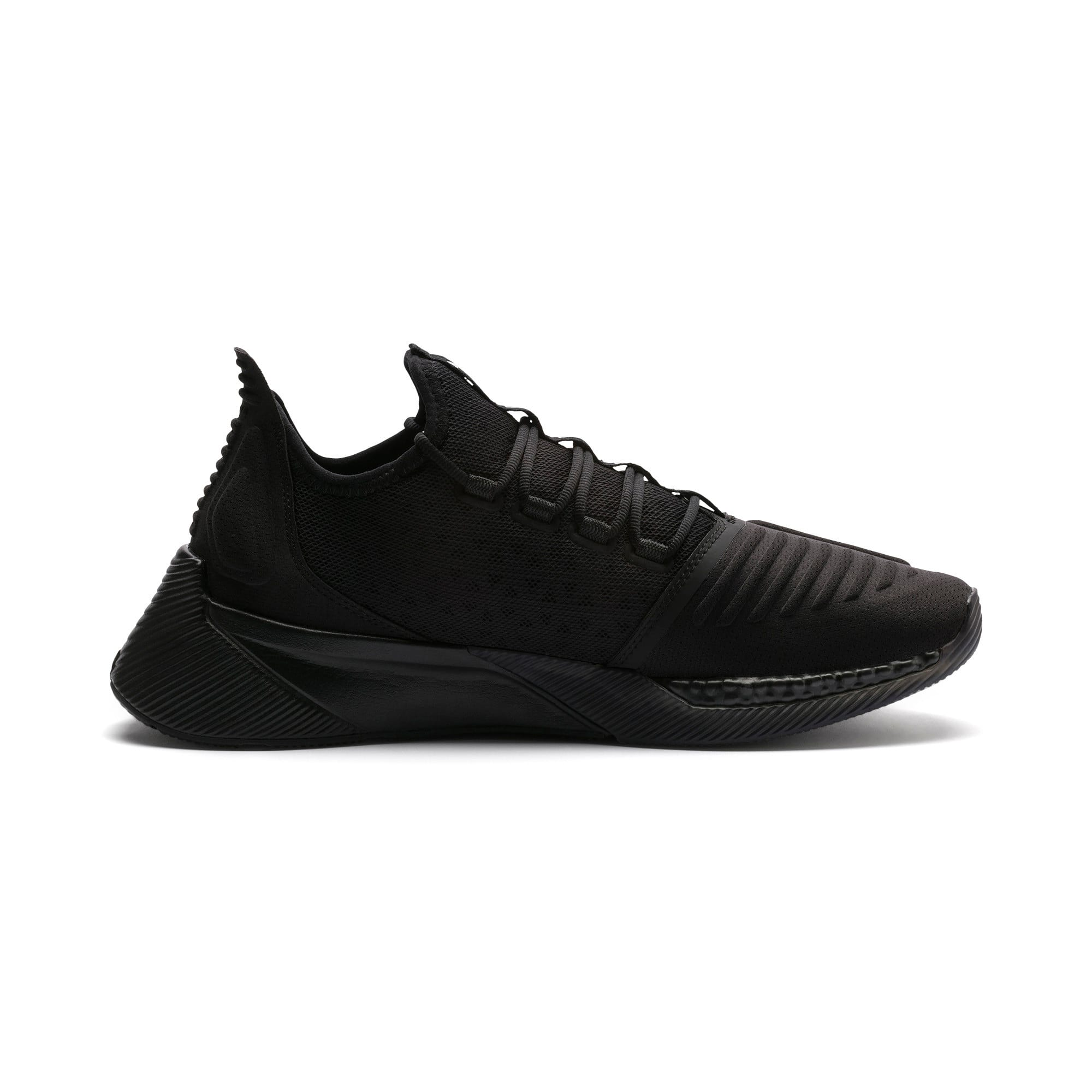 Thumbnail 6 of Xcelerator Running Shoes, Puma Black-Puma Black, medium