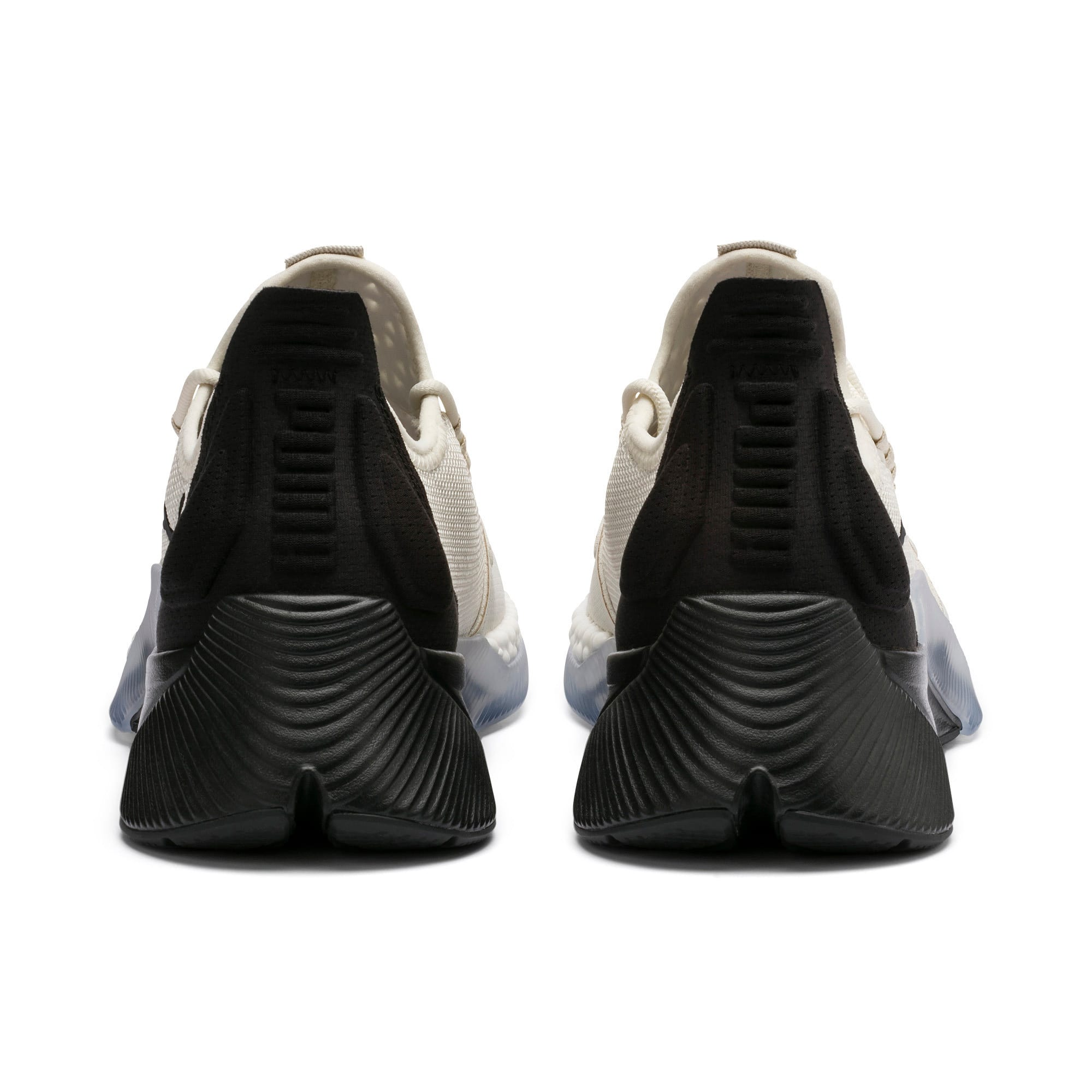 Thumbnail 3 of Xcelerator Running Shoes, Whisper White-Puma Black, medium