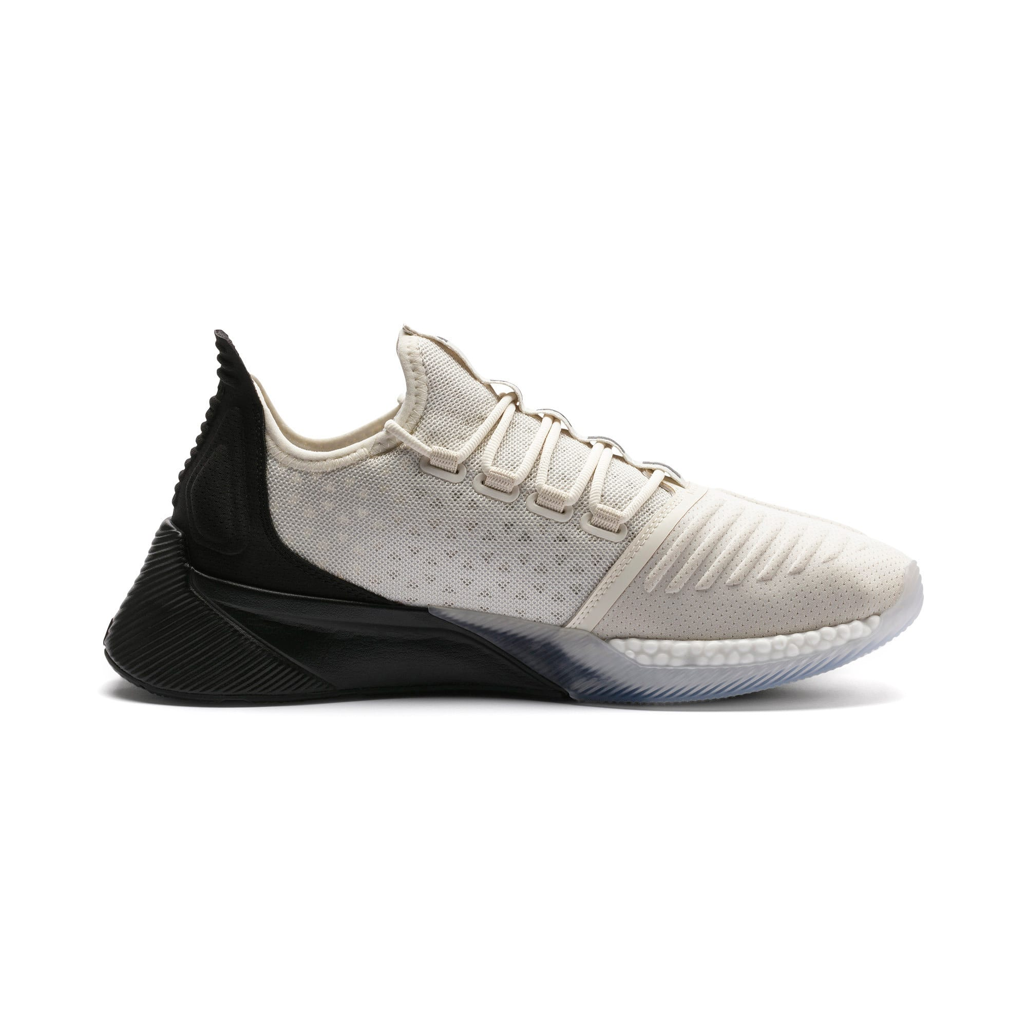 Thumbnail 5 of Xcelerator Running Shoes, Whisper White-Puma Black, medium
