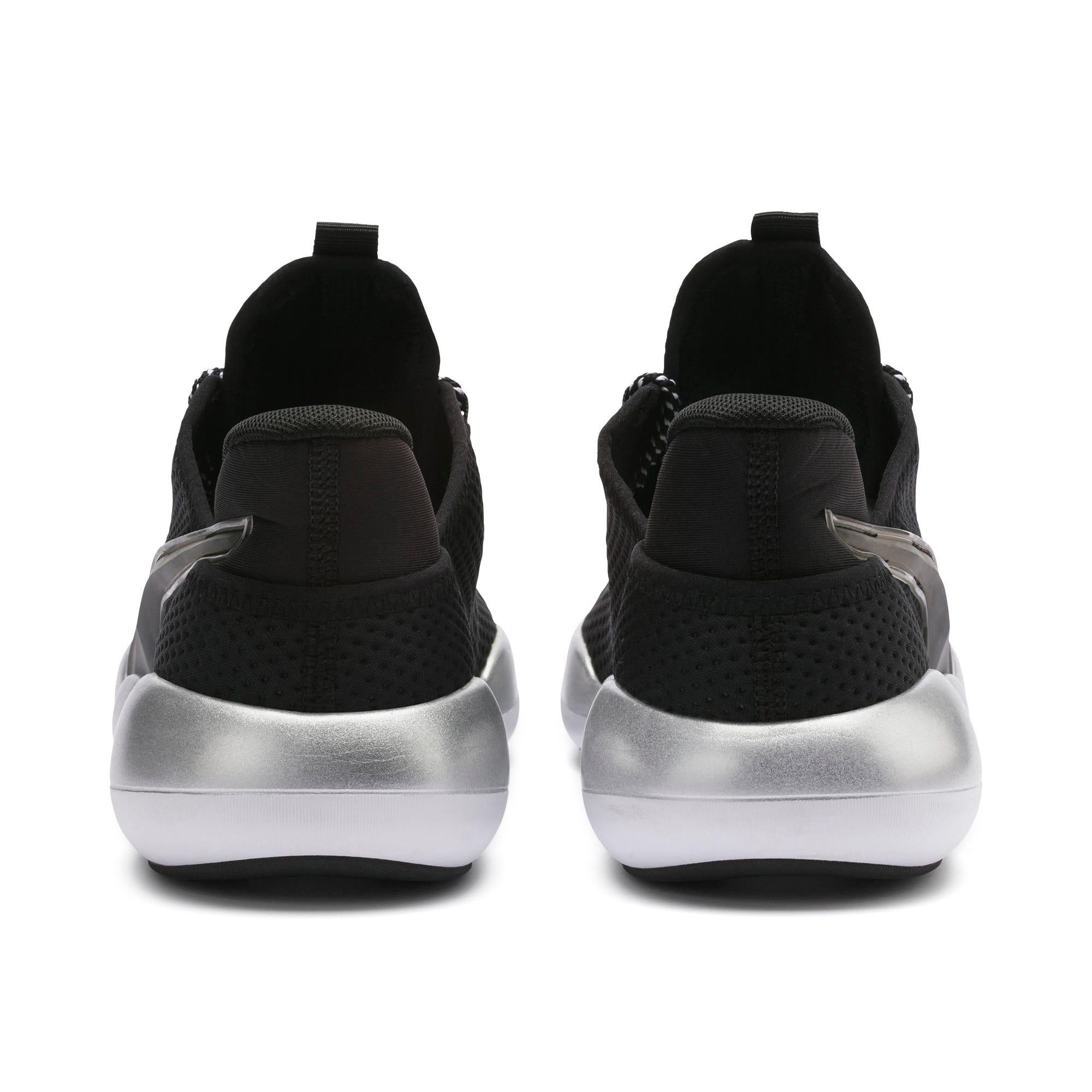 Imagen en miniatura 4 de Zapatillas de training de mujer Mode XT, Puma Black-Puma White, mediana