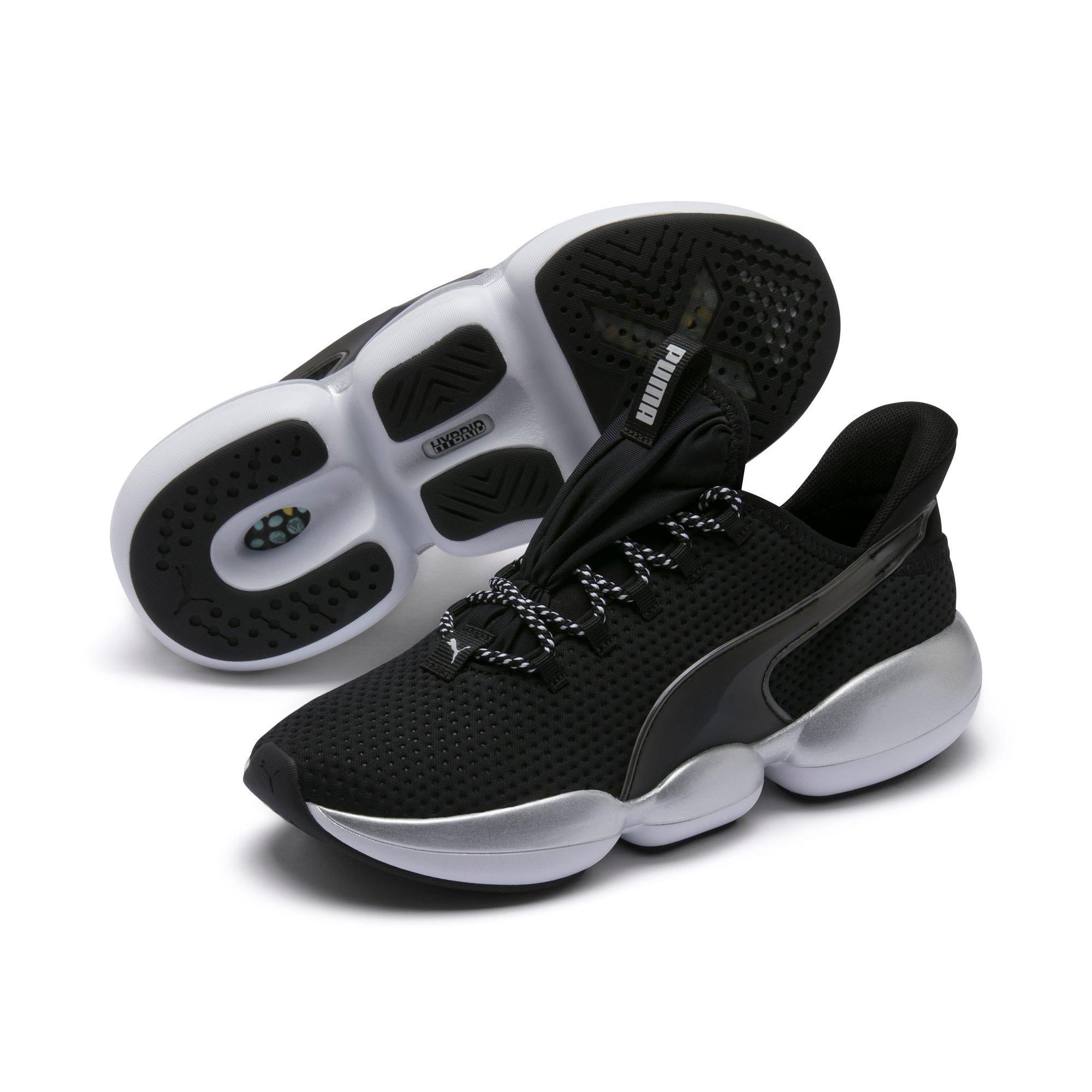 Imagen en miniatura 3 de Zapatillas de training de mujer Mode XT, Puma Black-Puma White, mediana