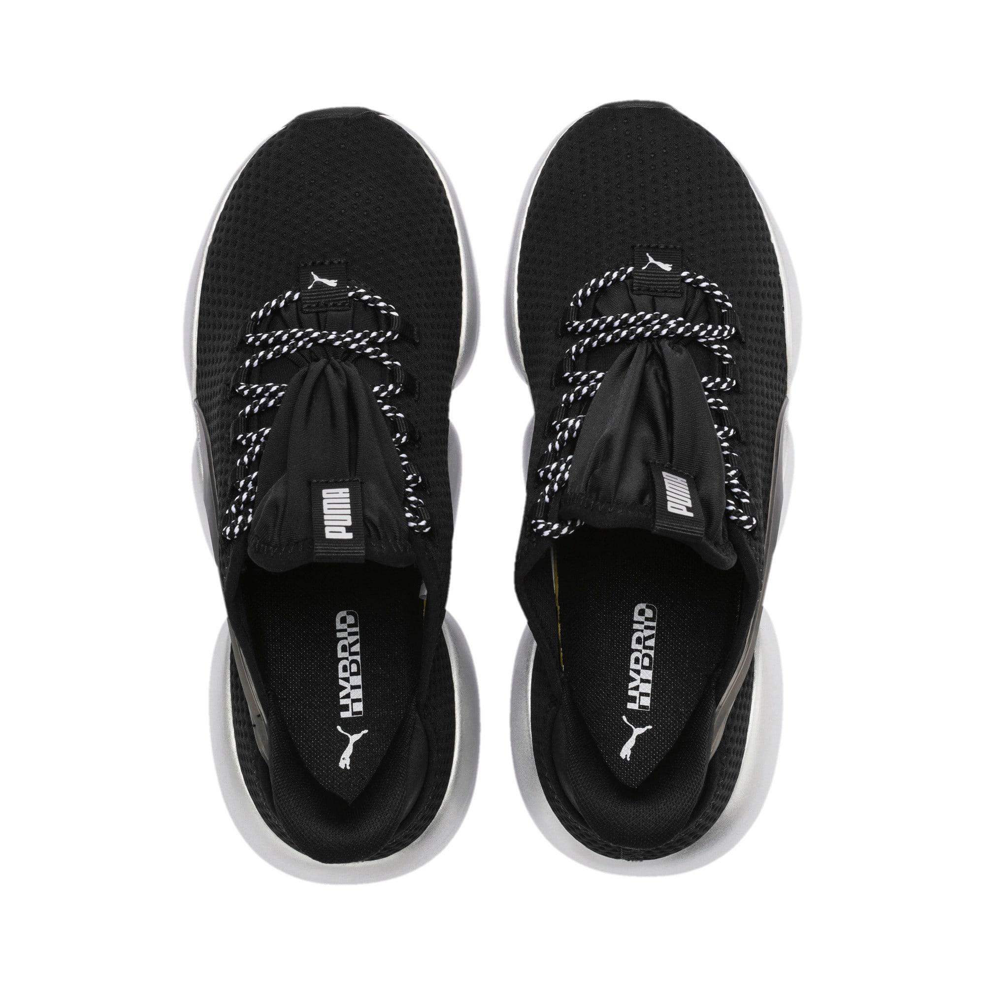 Imagen en miniatura 7 de Zapatillas de training de mujer Mode XT, Puma Black-Puma White, mediana