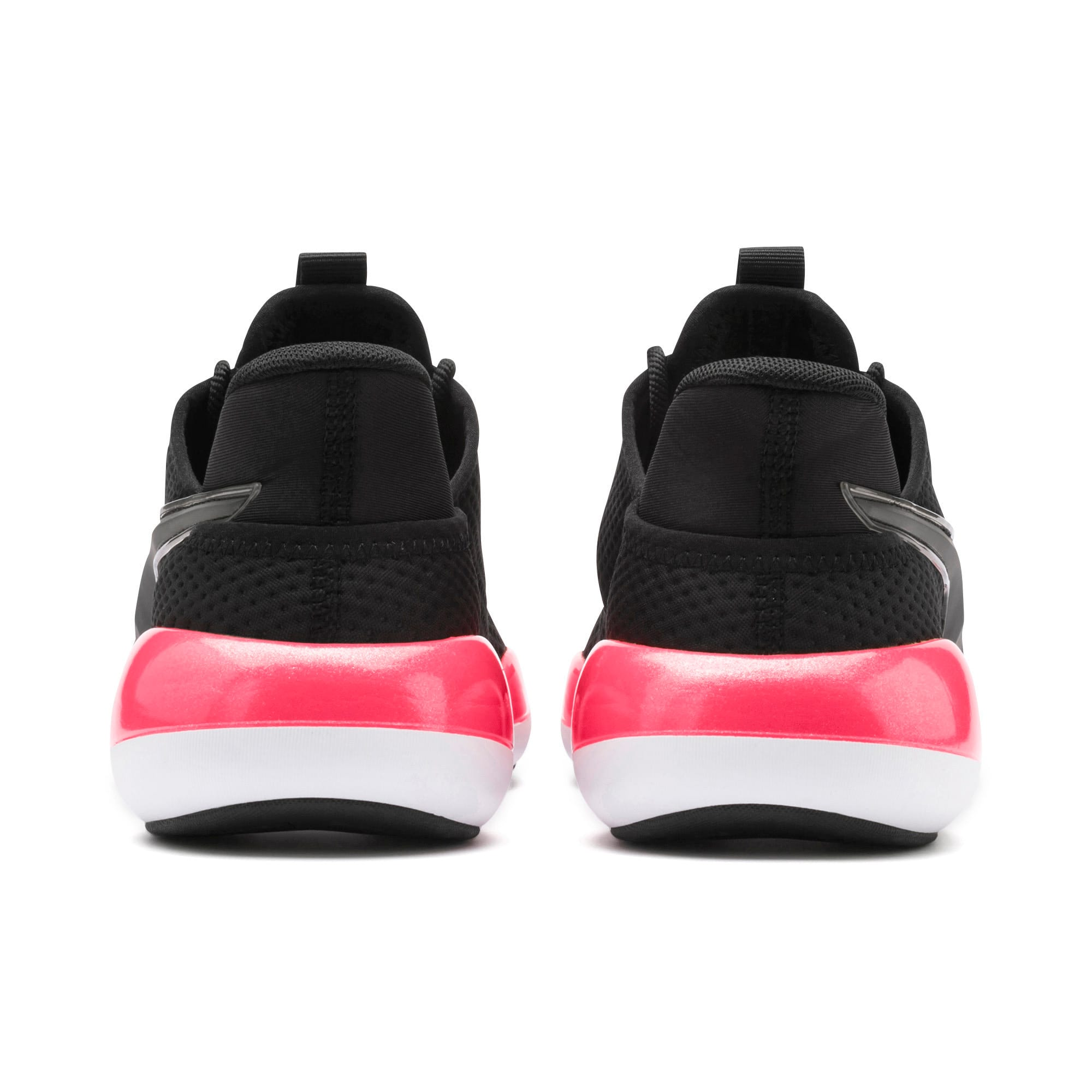 Thumbnail 4 of Mode XT Damen Trainingsschuhe, Puma Black-Pink Alert, medium