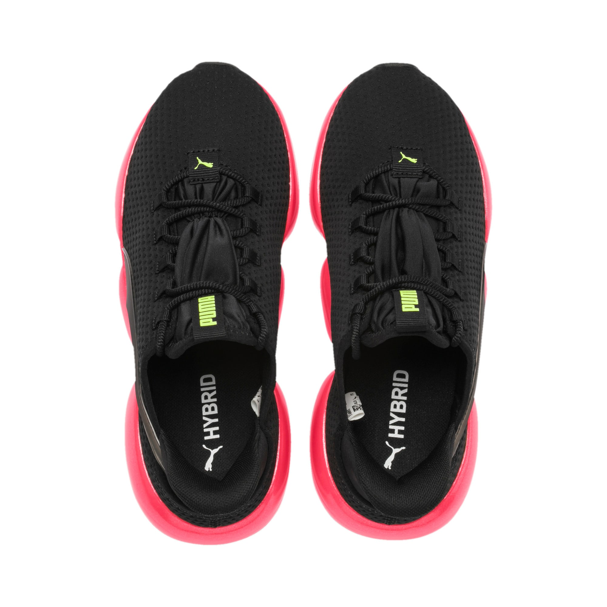 Thumbnail 7 of Mode XT Damen Trainingsschuhe, Puma Black-Pink Alert, medium
