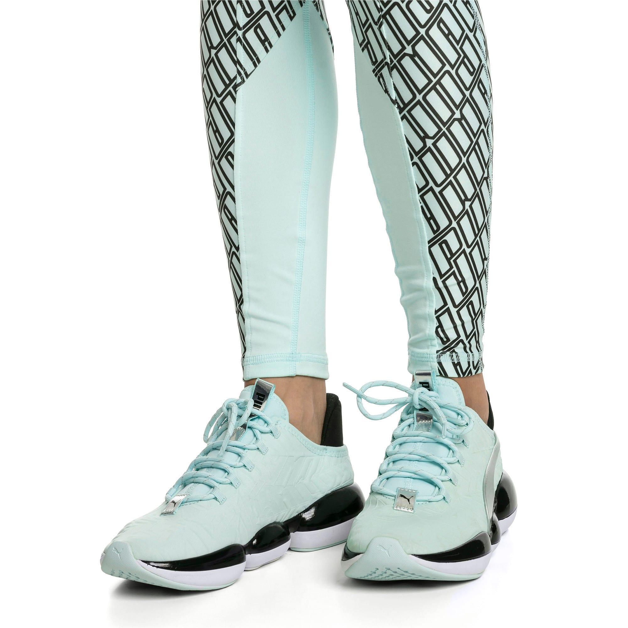 Thumbnail 2 of Mode XT Trailblazer Women's Training Shoes, Fair Aqua-Puma White, medium