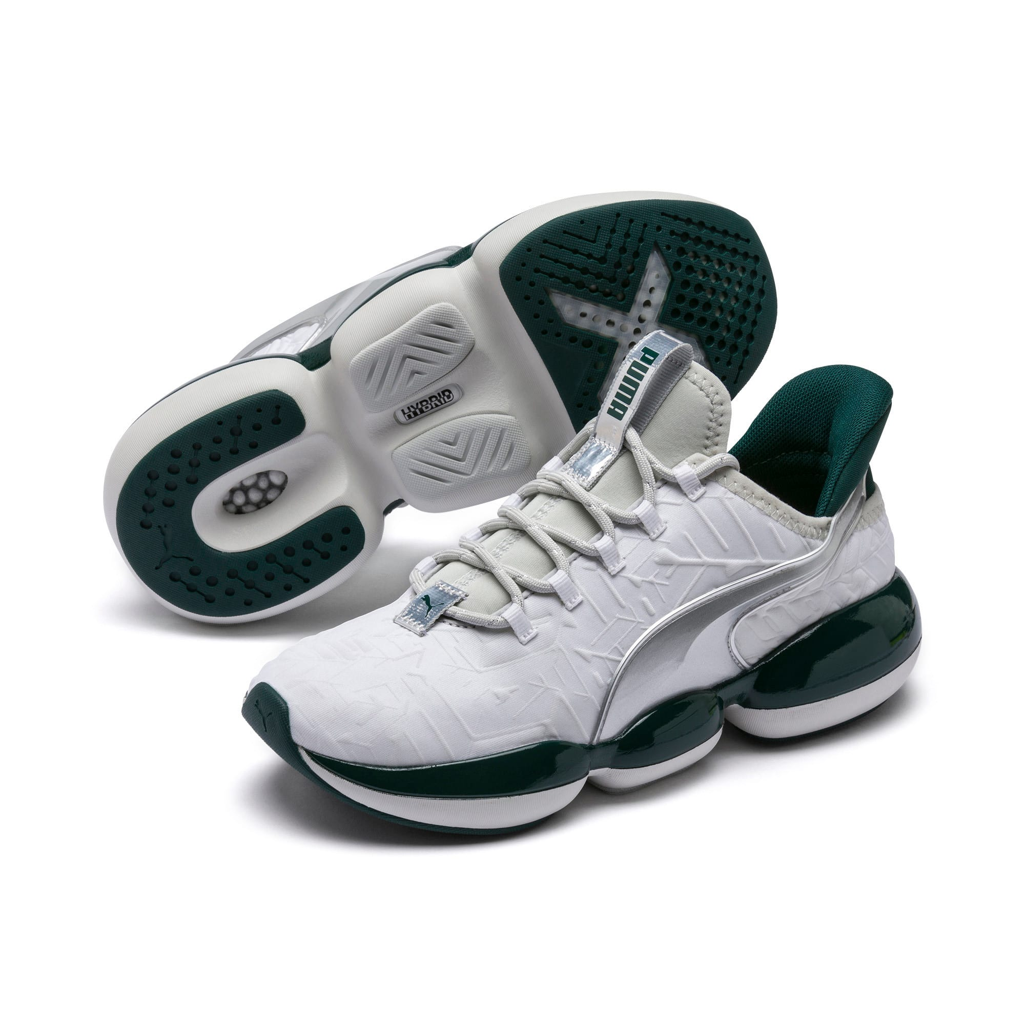 Miniatura 3 de Zapatos deentrenamiento Mode XT Trailblazer para mujer, Puma White-Ponderosa Pine, mediano