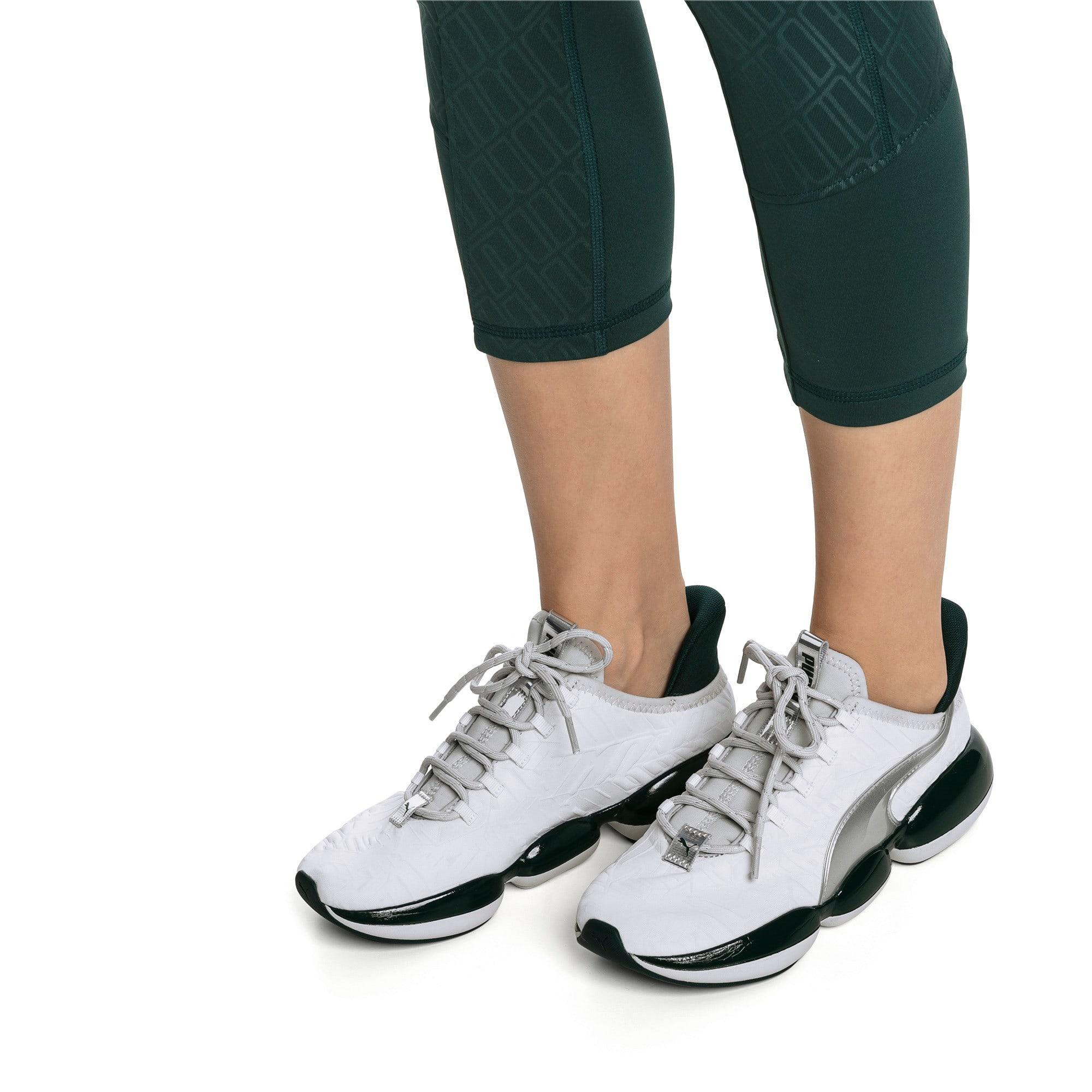 Miniatura 2 de Zapatos deentrenamiento Mode XT Trailblazer para mujer, Puma White-Ponderosa Pine, mediano