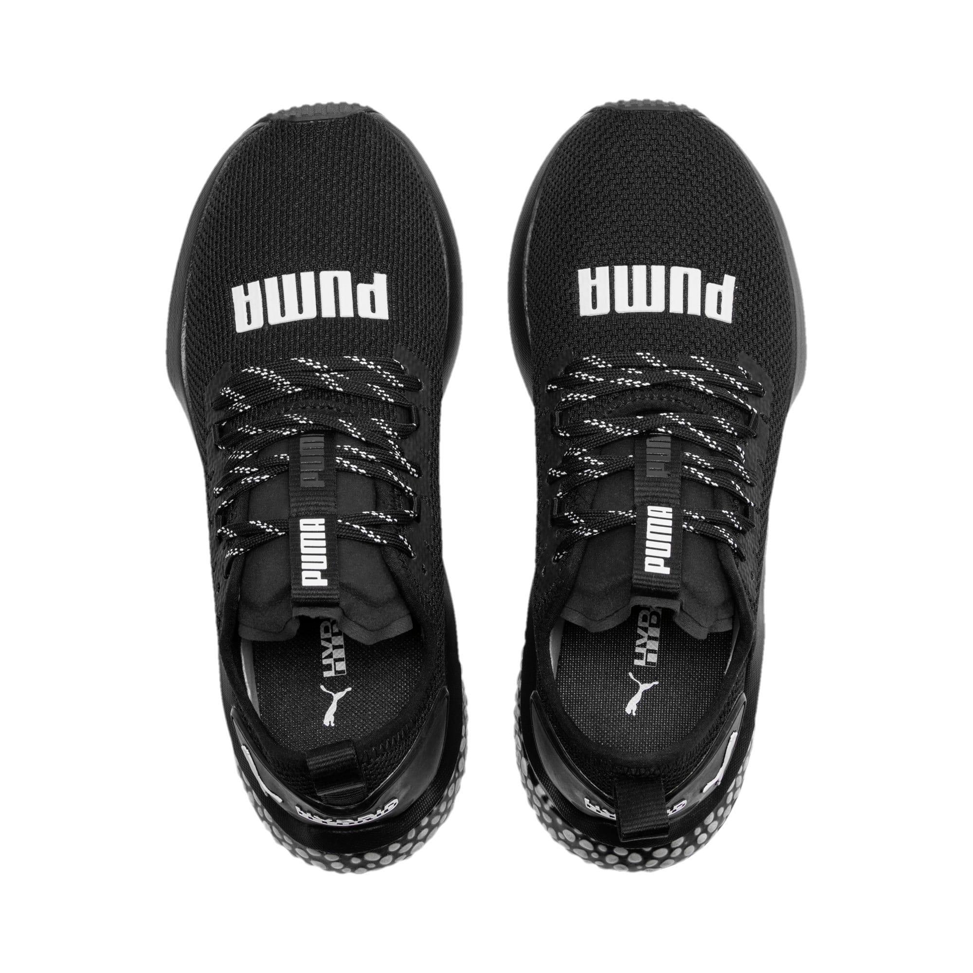 Thumbnail 7 of HYBRID NX Women's Running Shoes, Puma Black-Puma White, medium