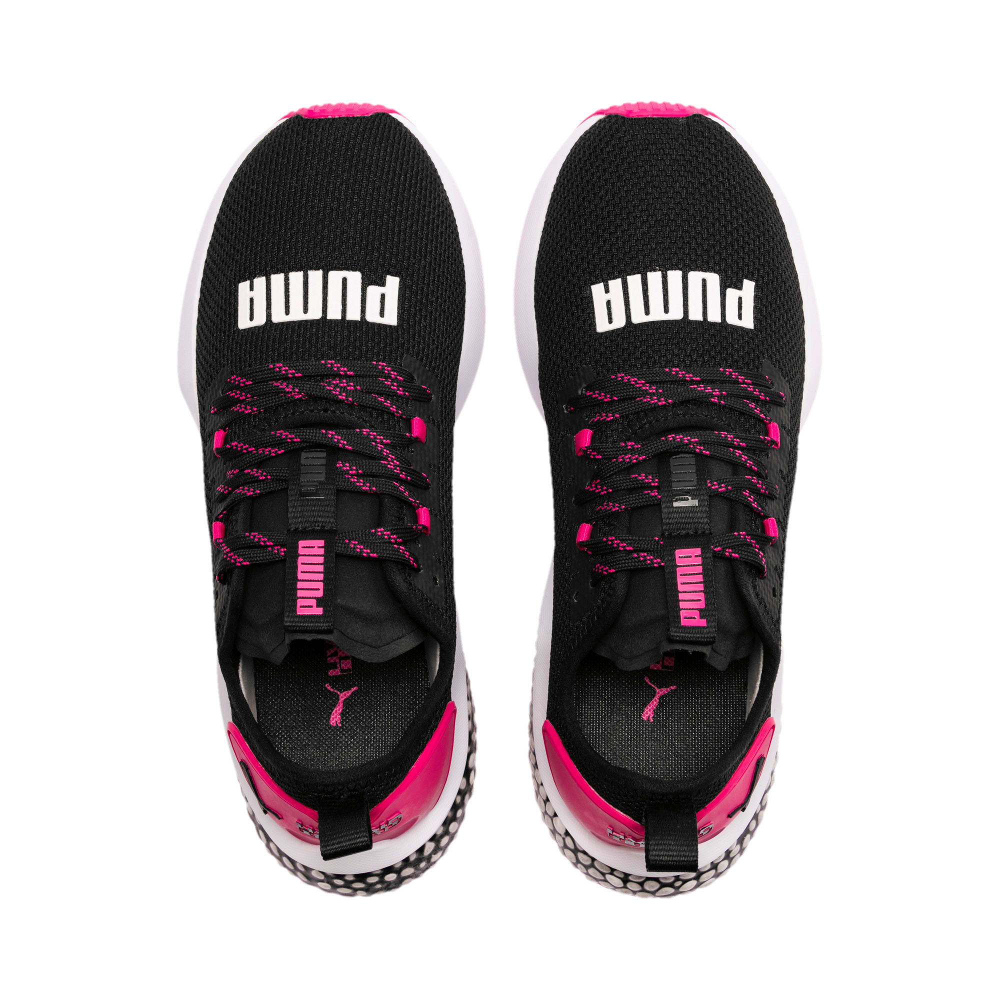 Thumbnail 7 of HYBRID NX Women's Running Shoes, Puma Black-Fuchsia Purple, medium