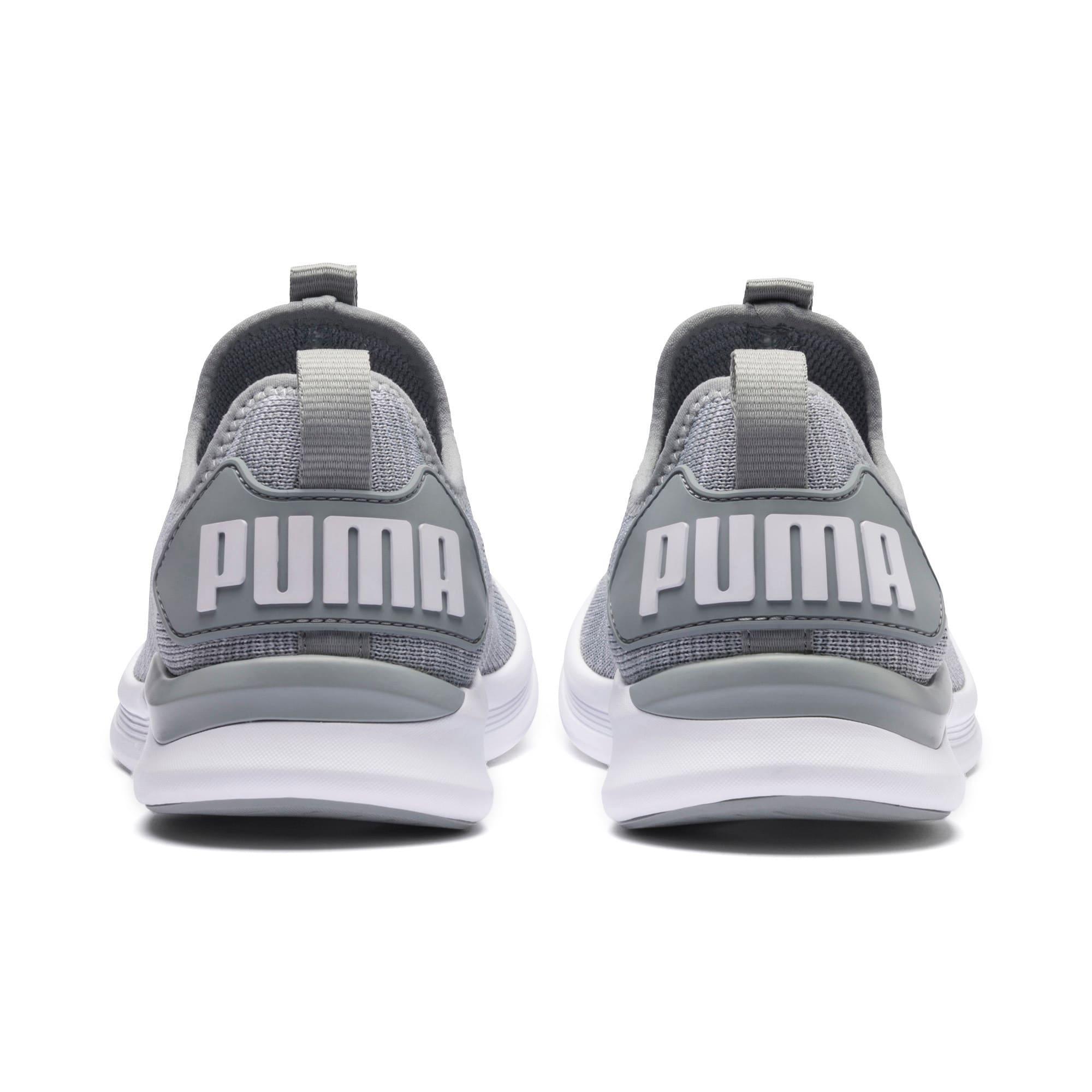 Thumbnail 4 of IGNITE Flash Summer Slip Women's Training Shoes, Quarry-Puma White, medium