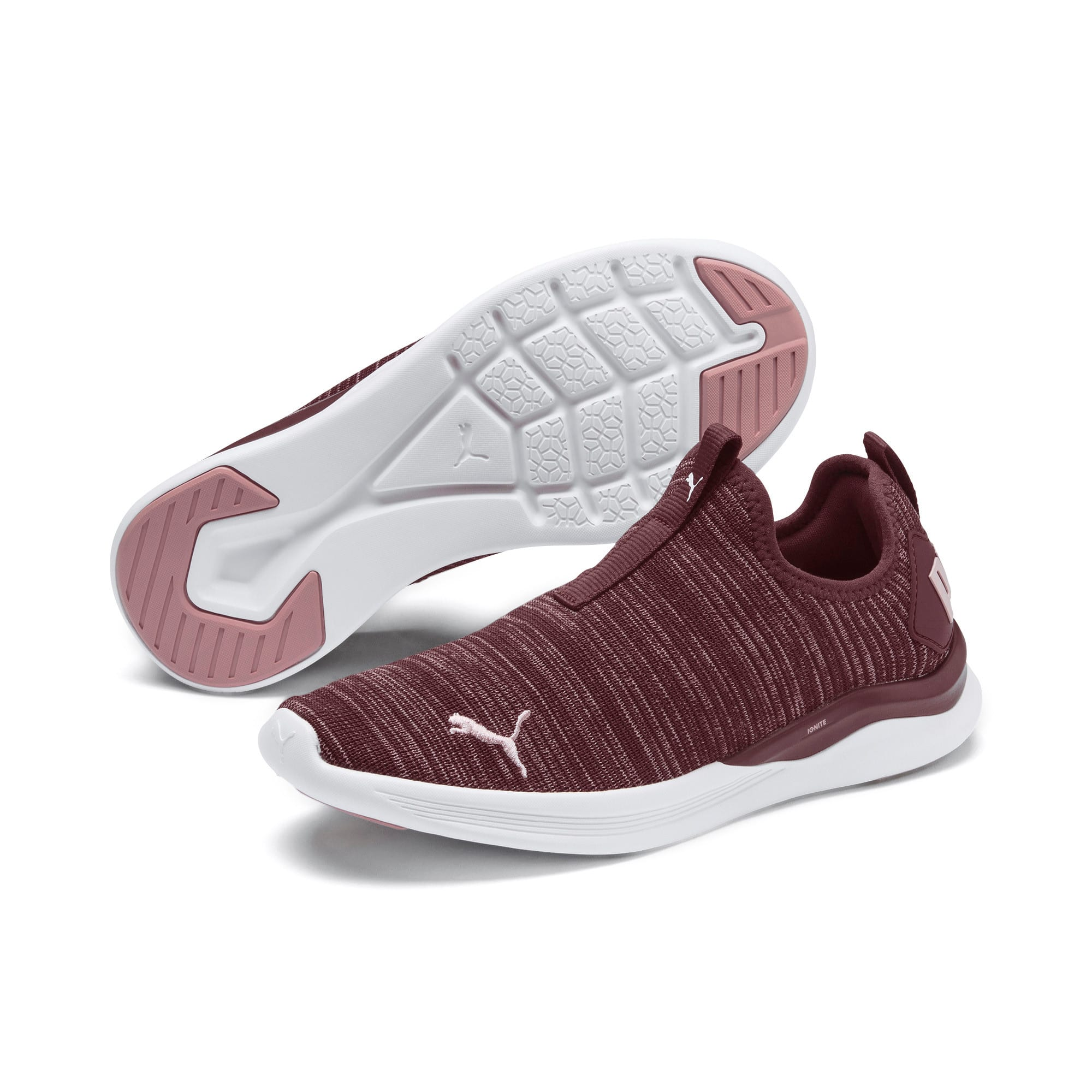 Thumbnail 2 of IGNITE Flash Summer Slip Women's Training Shoes, Vineyard Wine-Bridal Rose, medium
