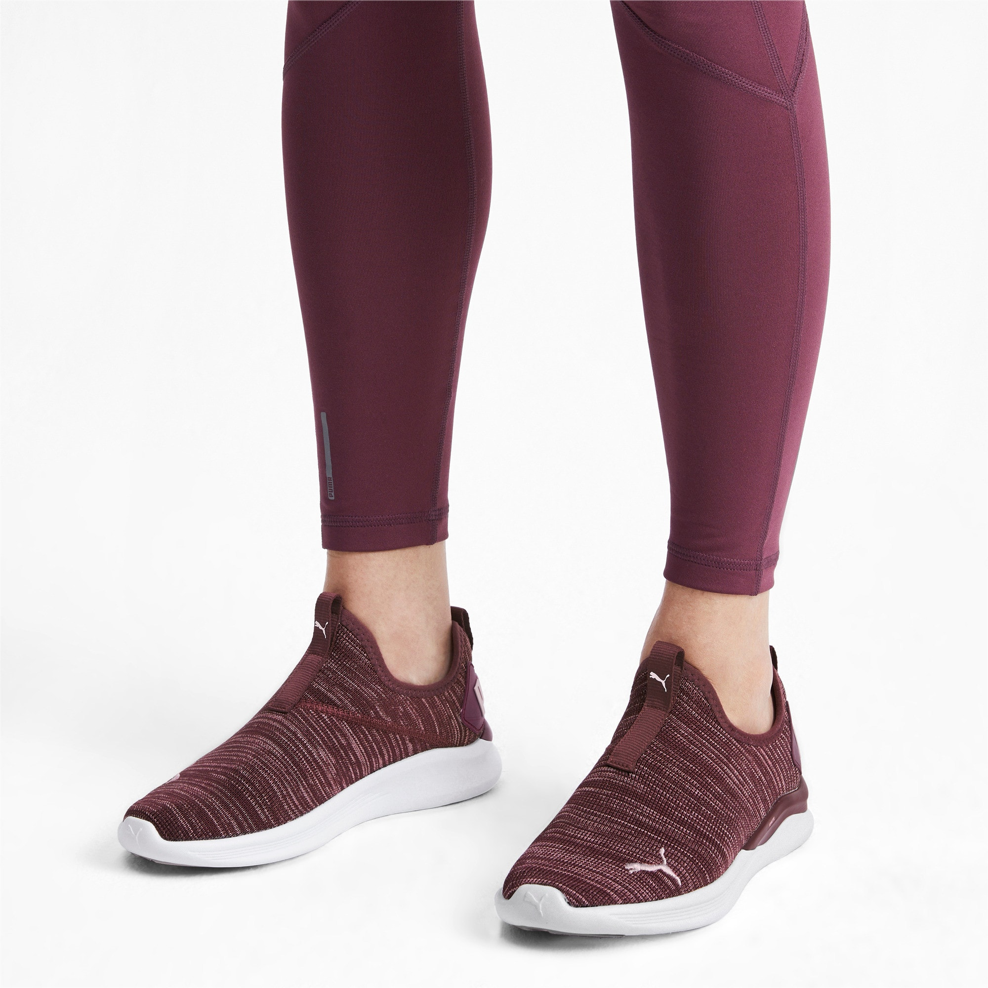 Thumbnail 3 of IGNITE Flash Summer Slip Women's Training Shoes, Vineyard Wine-Bridal Rose, medium