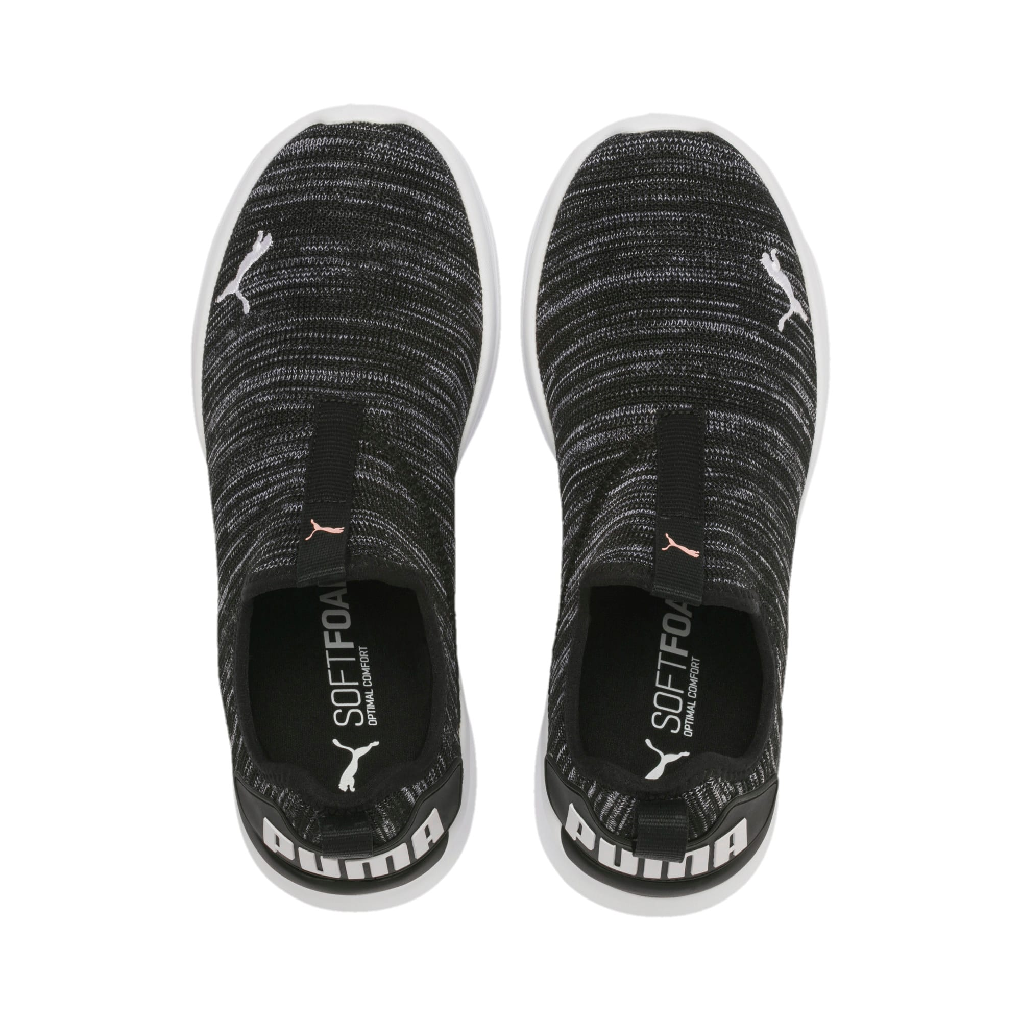 Thumbnail 7 of IGNITE Flash Summer Slip Women's Training Shoes, Puma Black-Puma White, medium