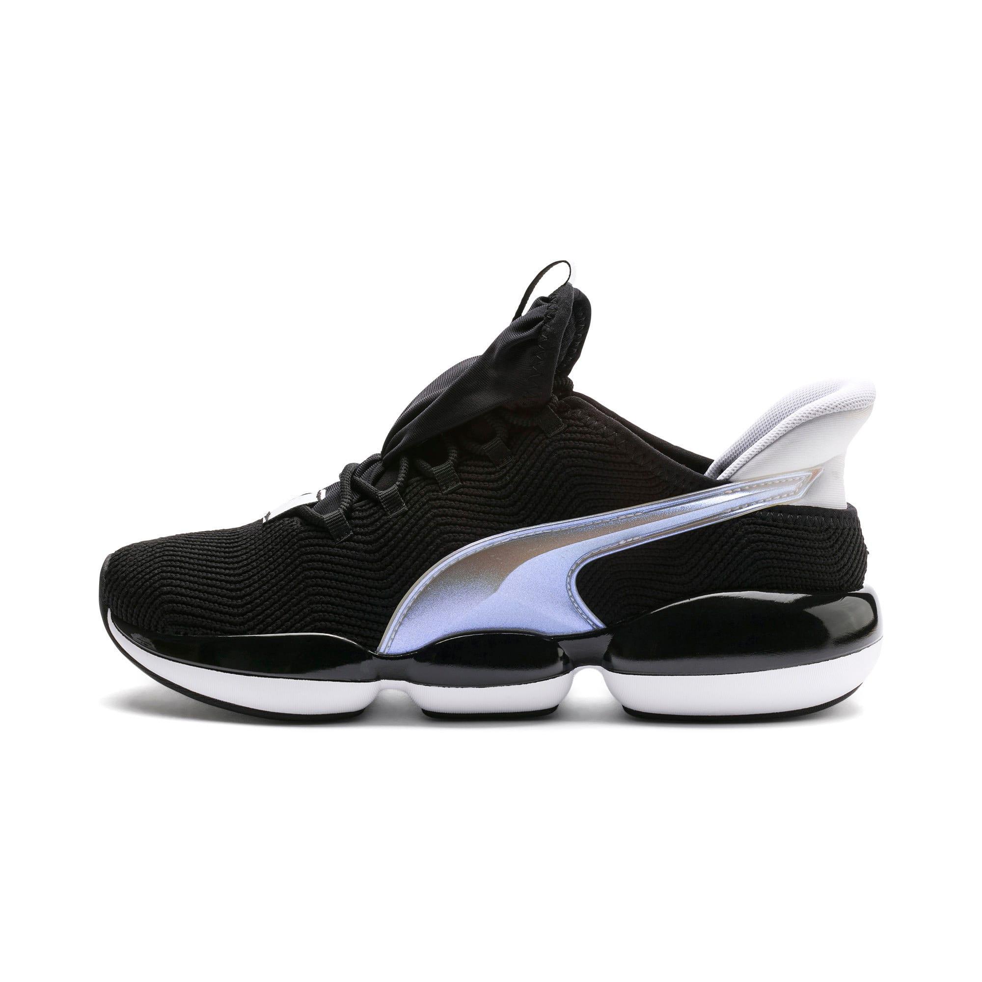Miniatura 1 de Zapatos de entrenamiento iridiscentes Mode XT Trailblazer para mujer, Puma Black-Puma White, mediano