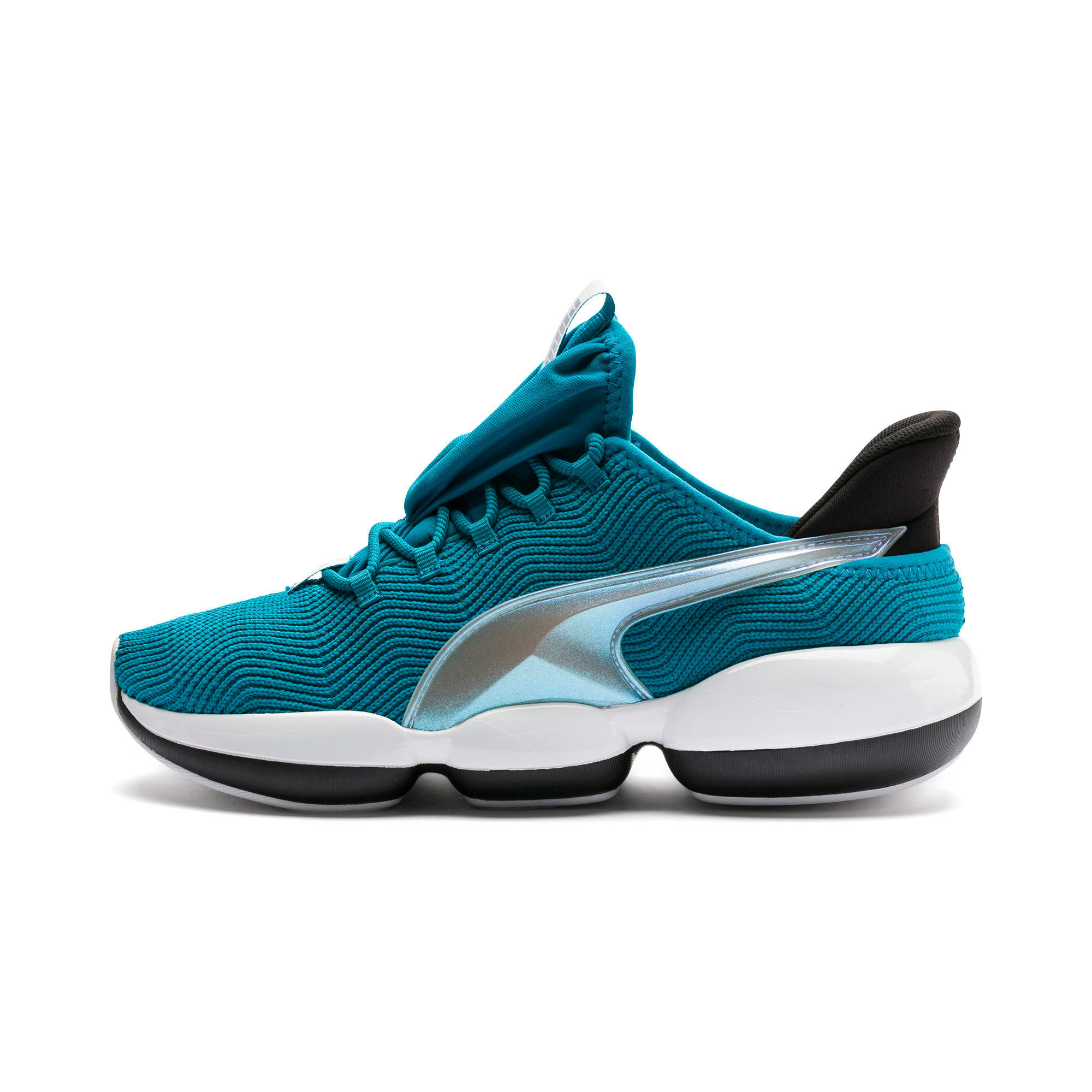 Thumbnail 1 of Mode XT Trailblazer Iridescent Women's Training Shoes, Caribbean Sea-Puma White, medium