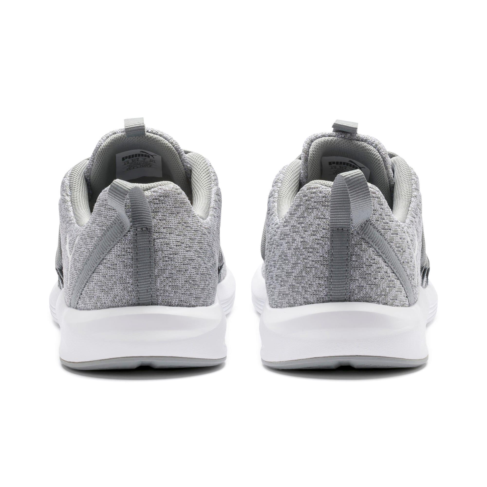Thumbnail 4 of Prowl Alt Knit Women's Training Shoes, Quarry-Puma White, medium