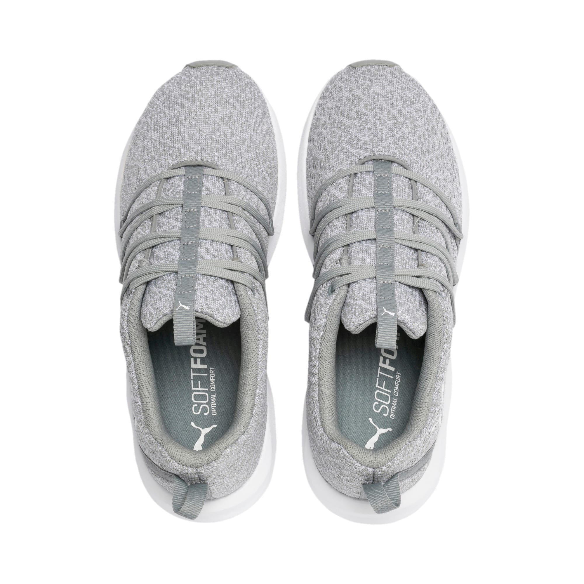 Thumbnail 6 of Prowl Alt Knit Women's Training Shoes, Quarry-Puma White, medium