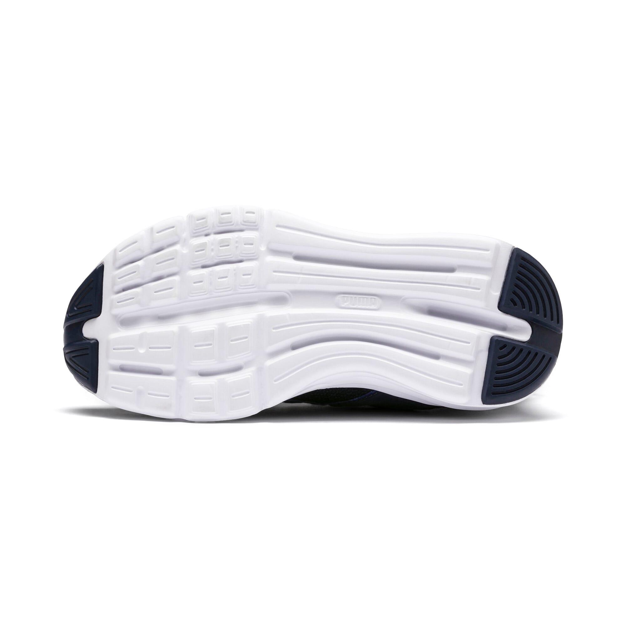 Thumbnail 3 of Enzo Weave AC Sneakers PS, Peacoat - Silver-Puma White, medium
