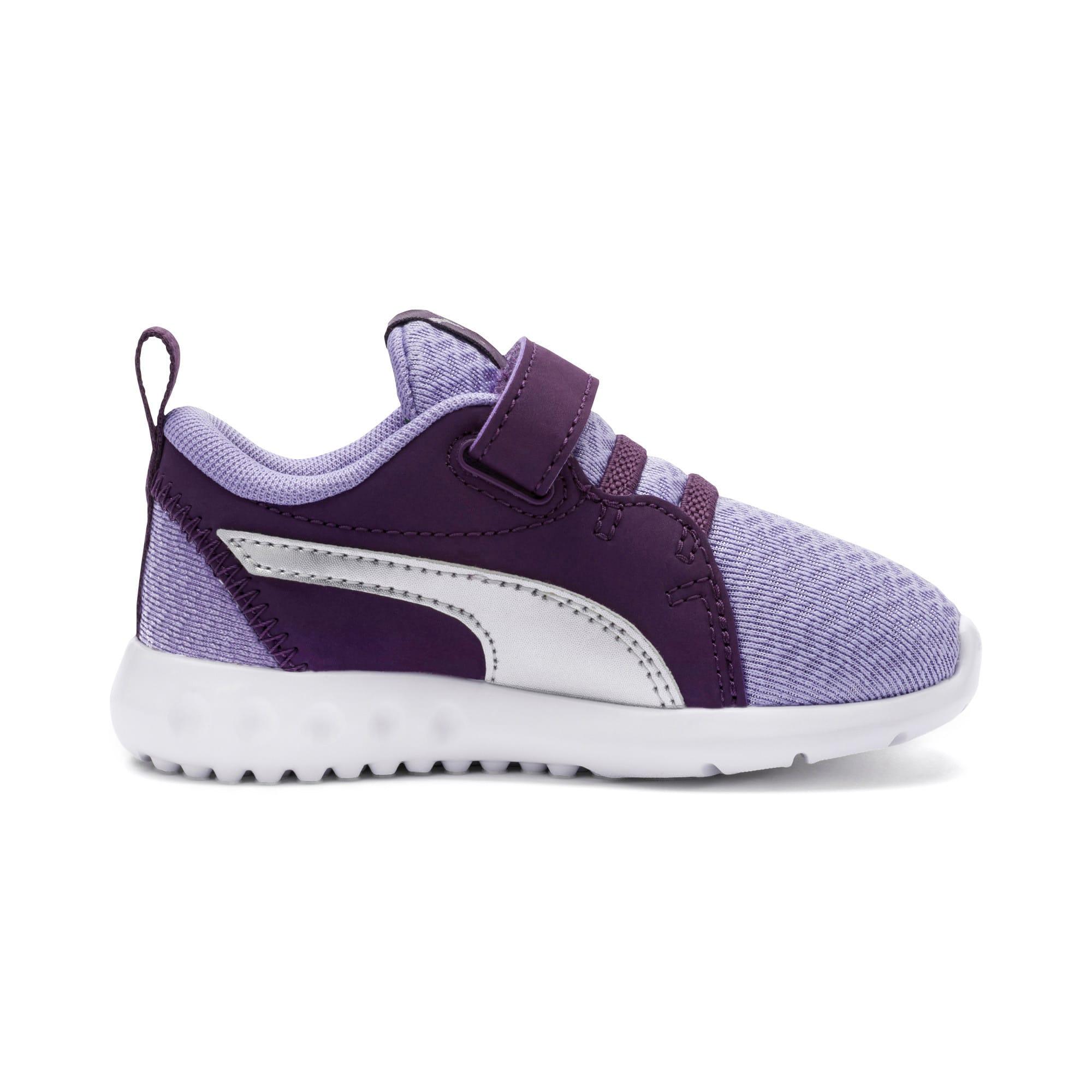 Thumbnail 5 of Carson 2 Metallic Toddler Shoes, Sweet Lavender-Indigo, medium