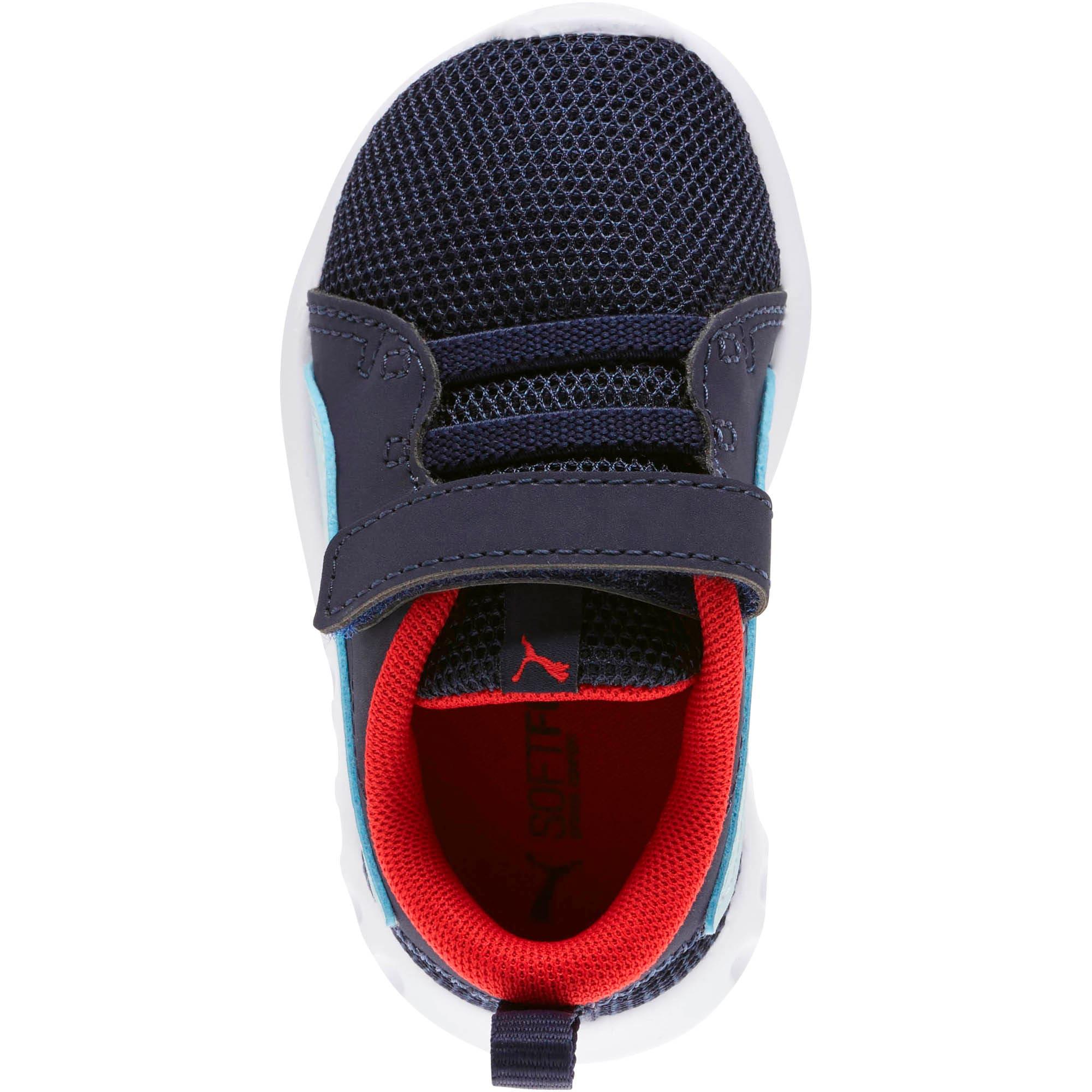 Miniatura 5 de Zapatos Carson2 Casual para bebés, Peacoat-Light Sky-Red, mediano