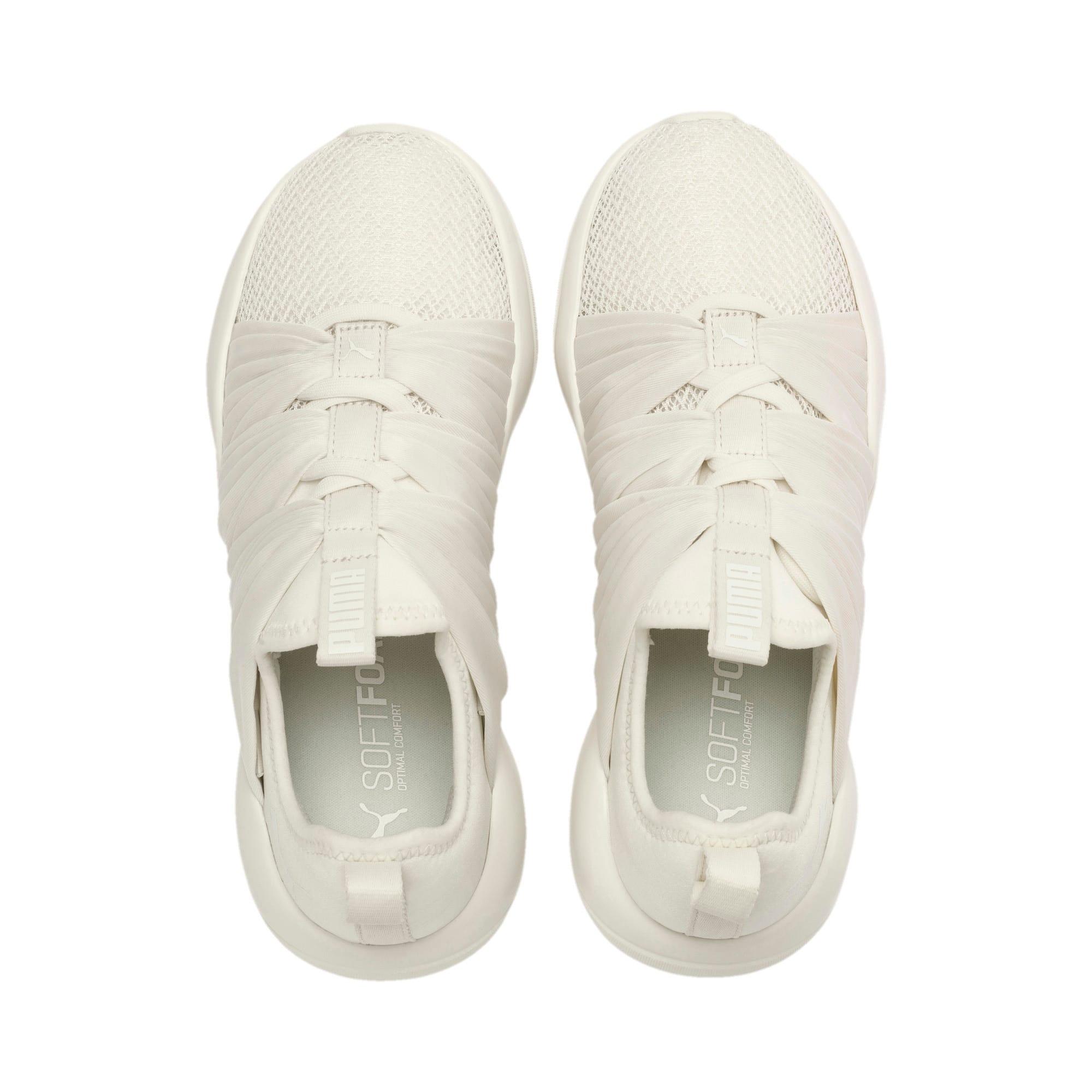 Thumbnail 6 of フラーリッシュ ウィメンズ, Whisper White-Puma White, medium-JPN