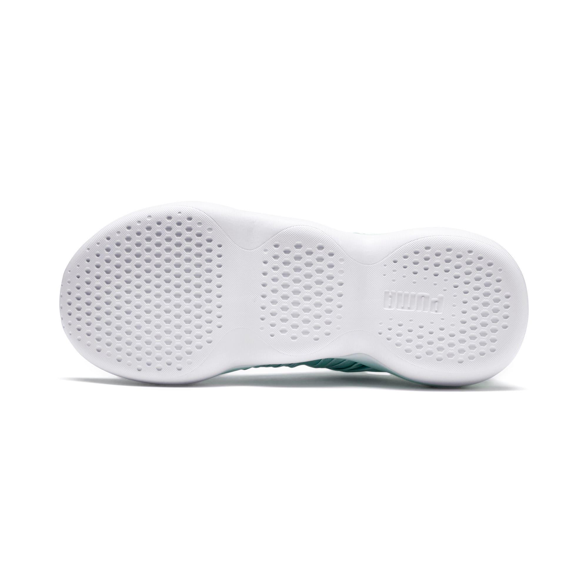 Thumbnail 3 of Flourish Cosmic Women's Training Shoes, Fair Aqua-Puma White, medium