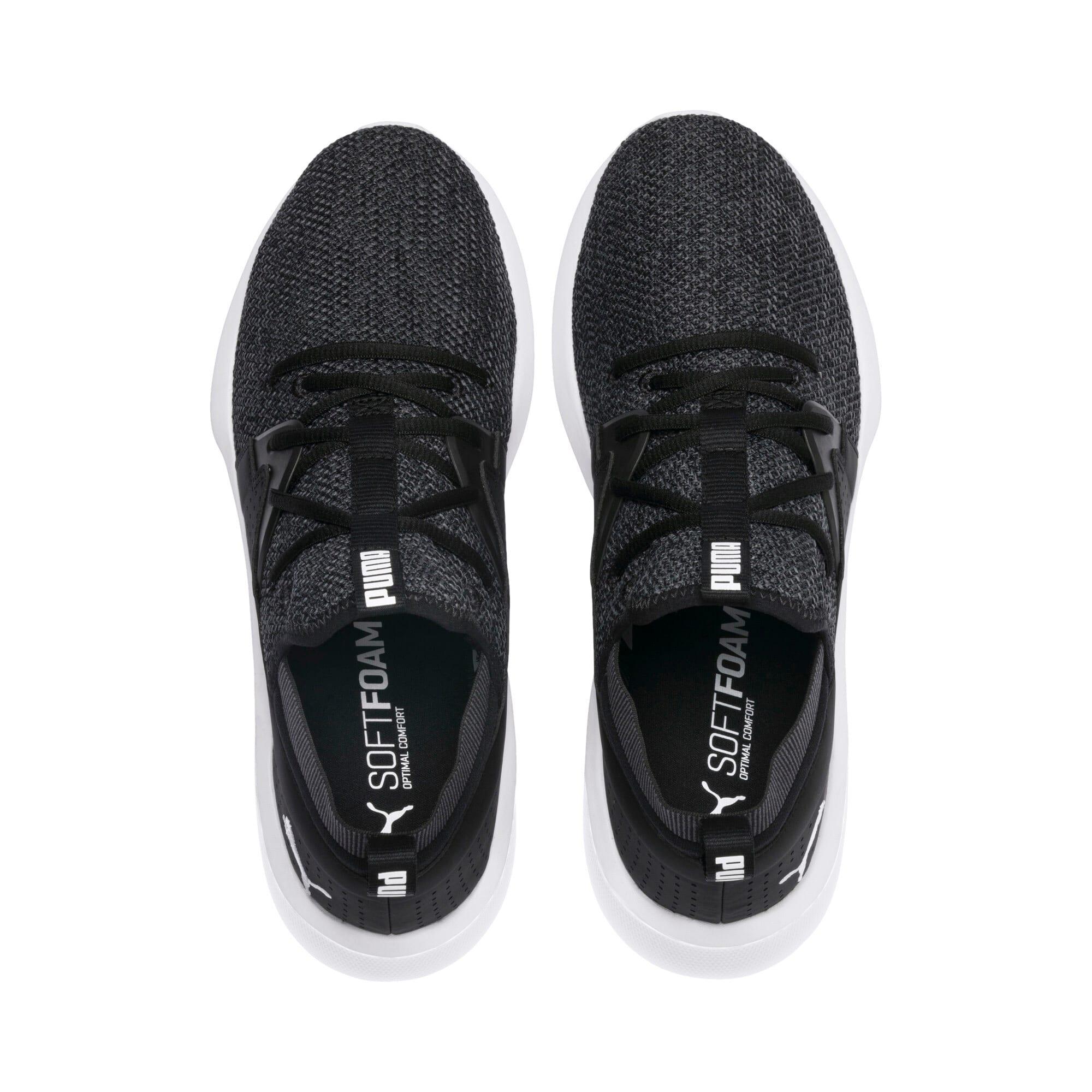 Thumbnail 6 of Emergence Men's Sneakers, Puma Black-Puma White, medium