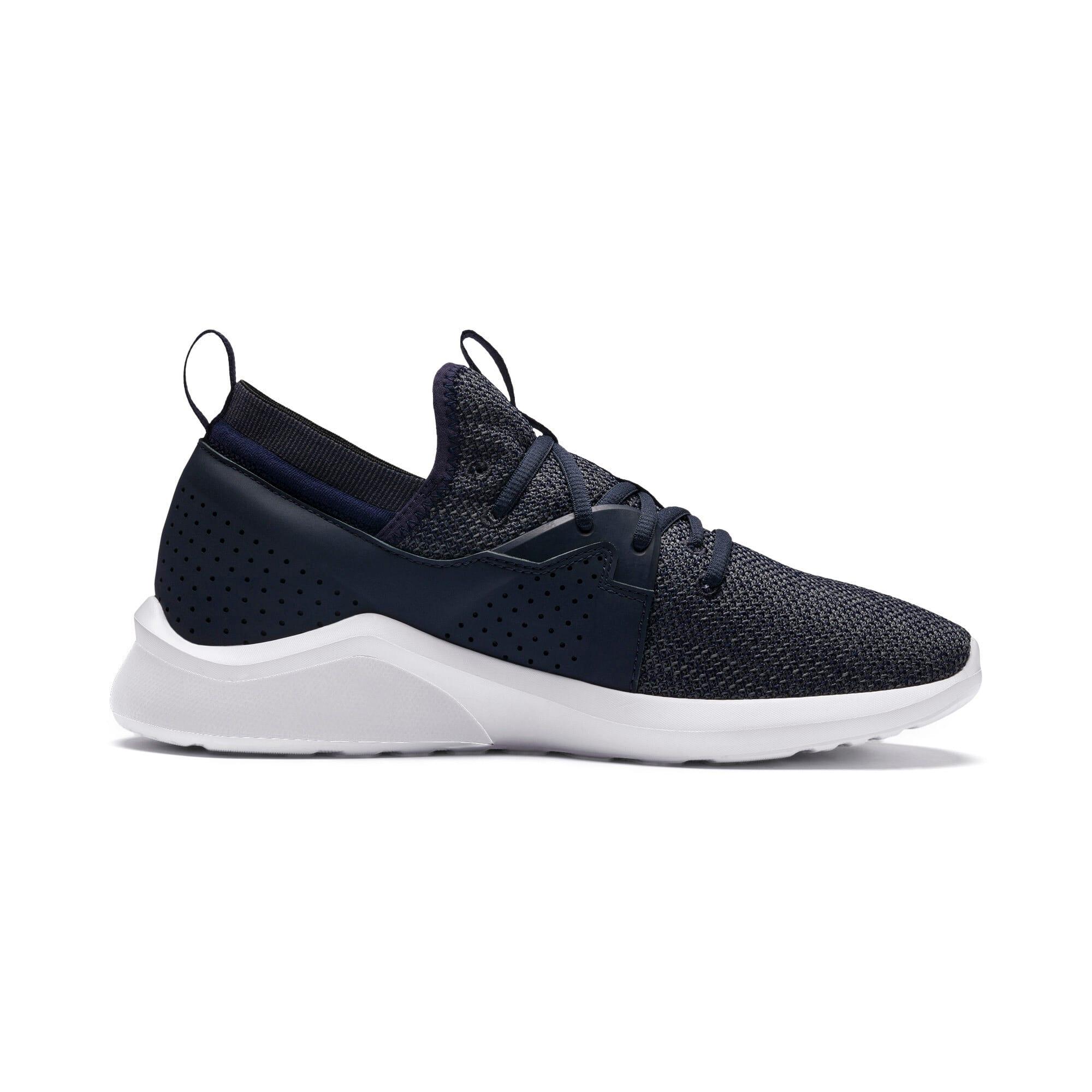 Miniatura 5 de Zapatos deportivos Emergence para hombre, Peacoat-Puma White, mediano