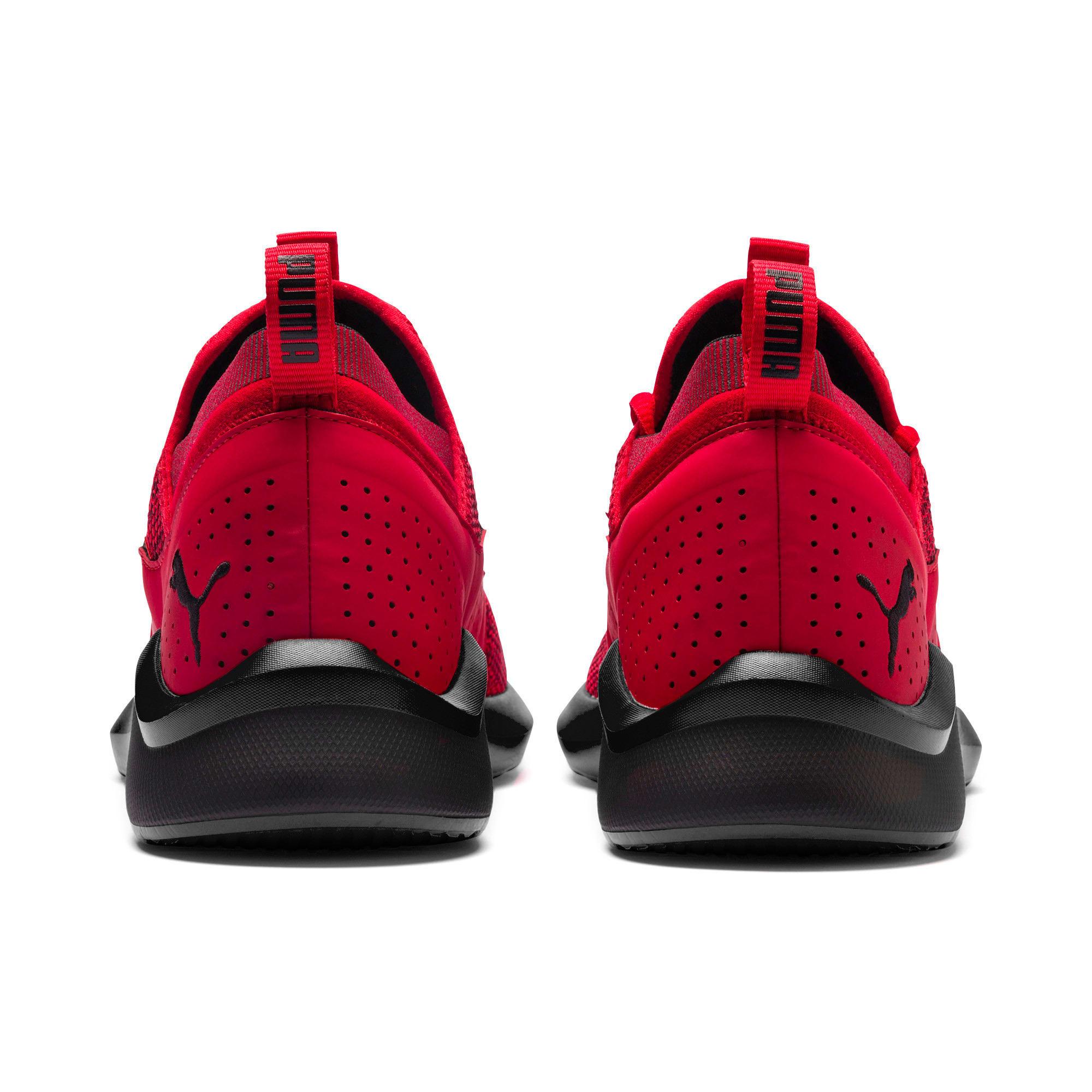 Thumbnail 3 of Emergence Men's Running Shoes, High Risk Red-Puma Black, medium-IND