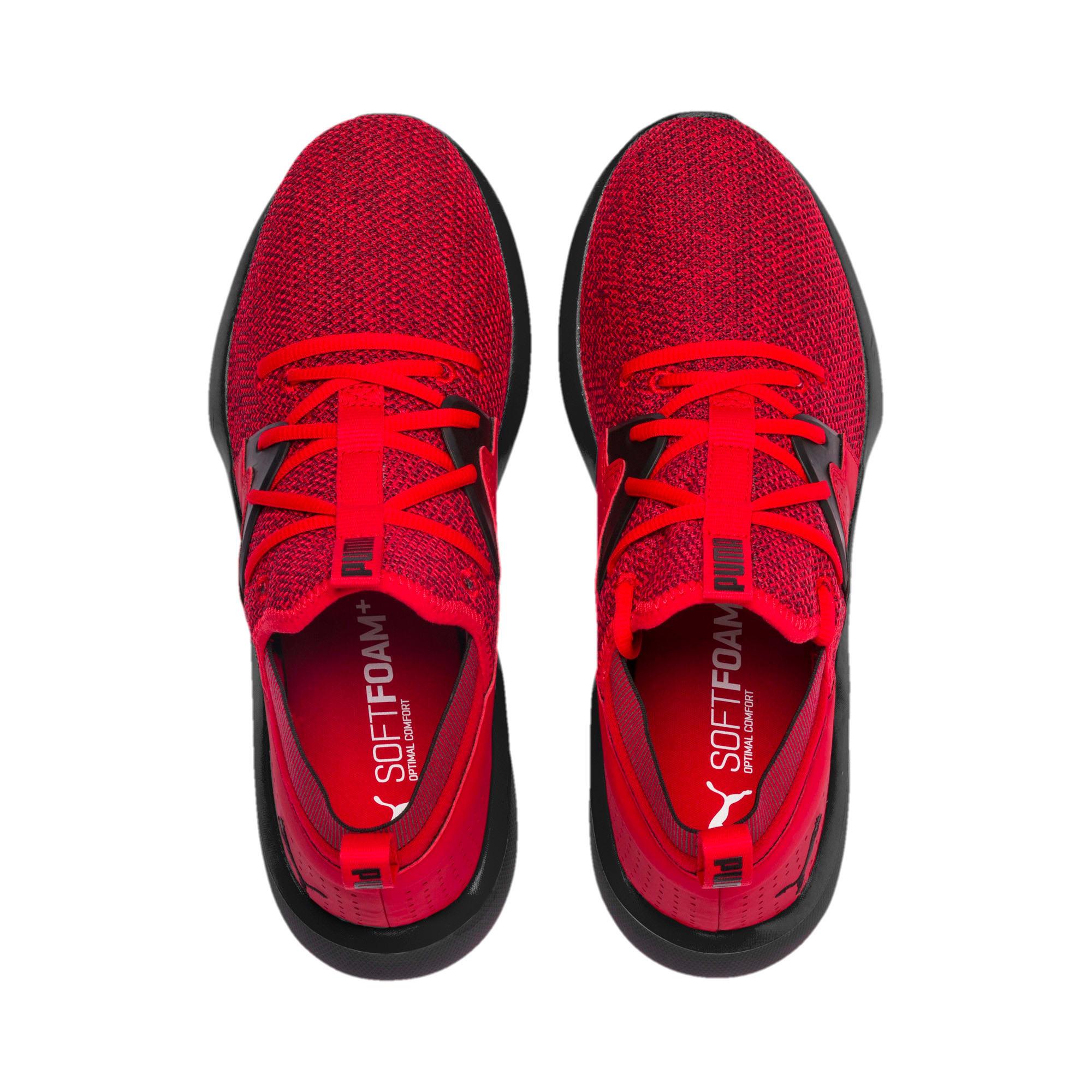 Thumbnail 2 of Emergence Men's Running Shoes, High Risk Red-Puma Black, medium-IND