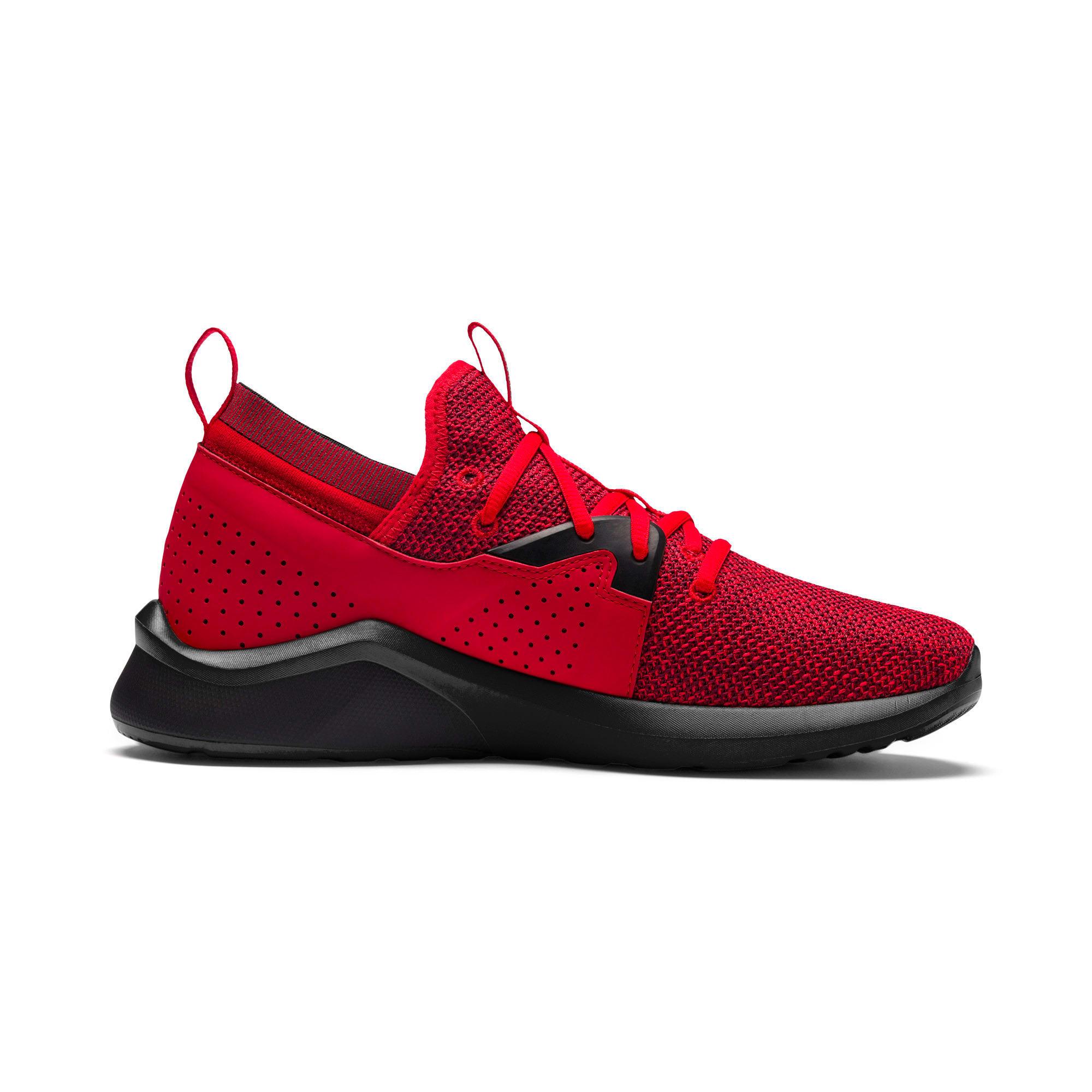 Thumbnail 5 of Emergence Men's Running Shoes, High Risk Red-Puma Black, medium-IND