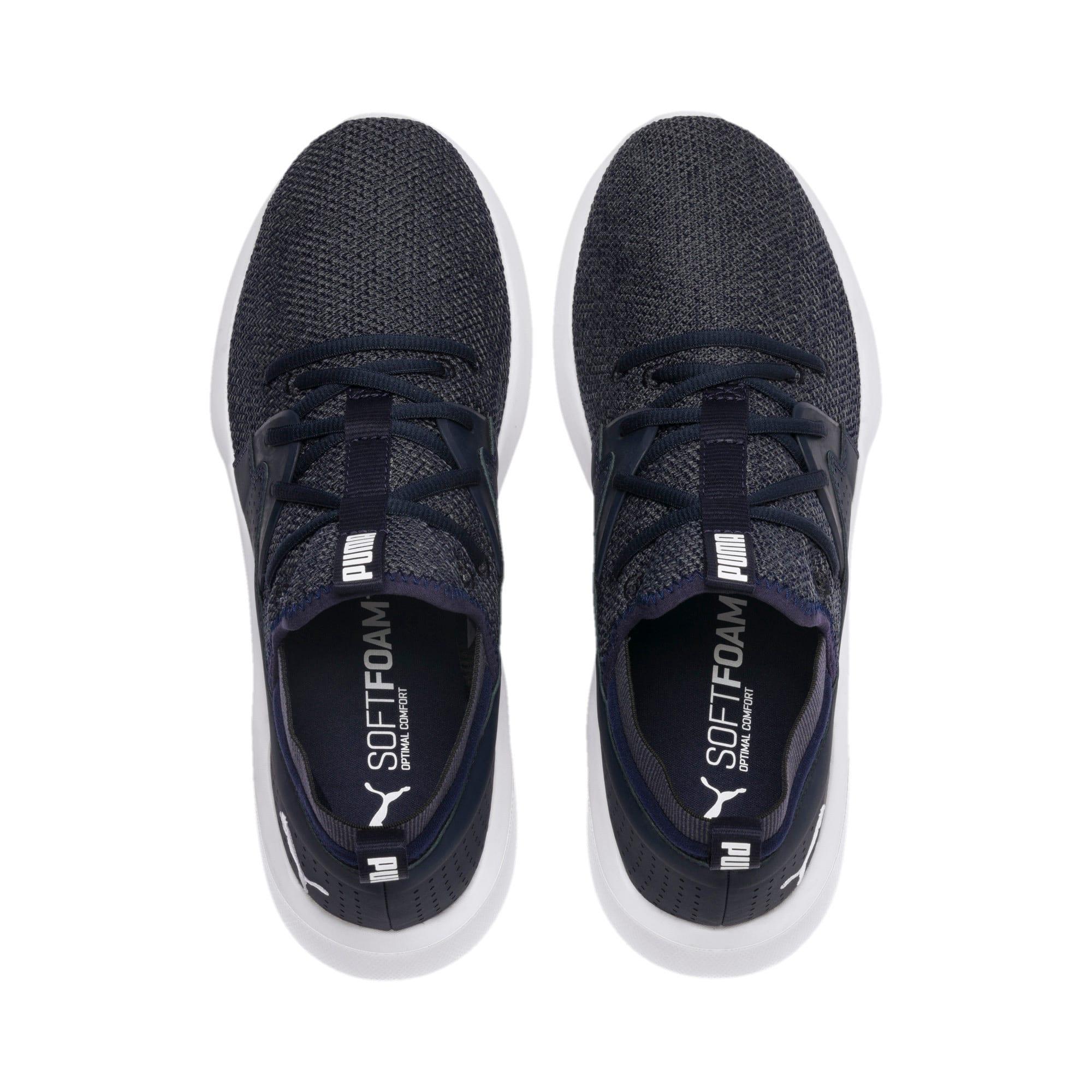 Thumbnail 6 of Emergence Men's Running Shoes, High Risk Red-Puma Black, medium-IND