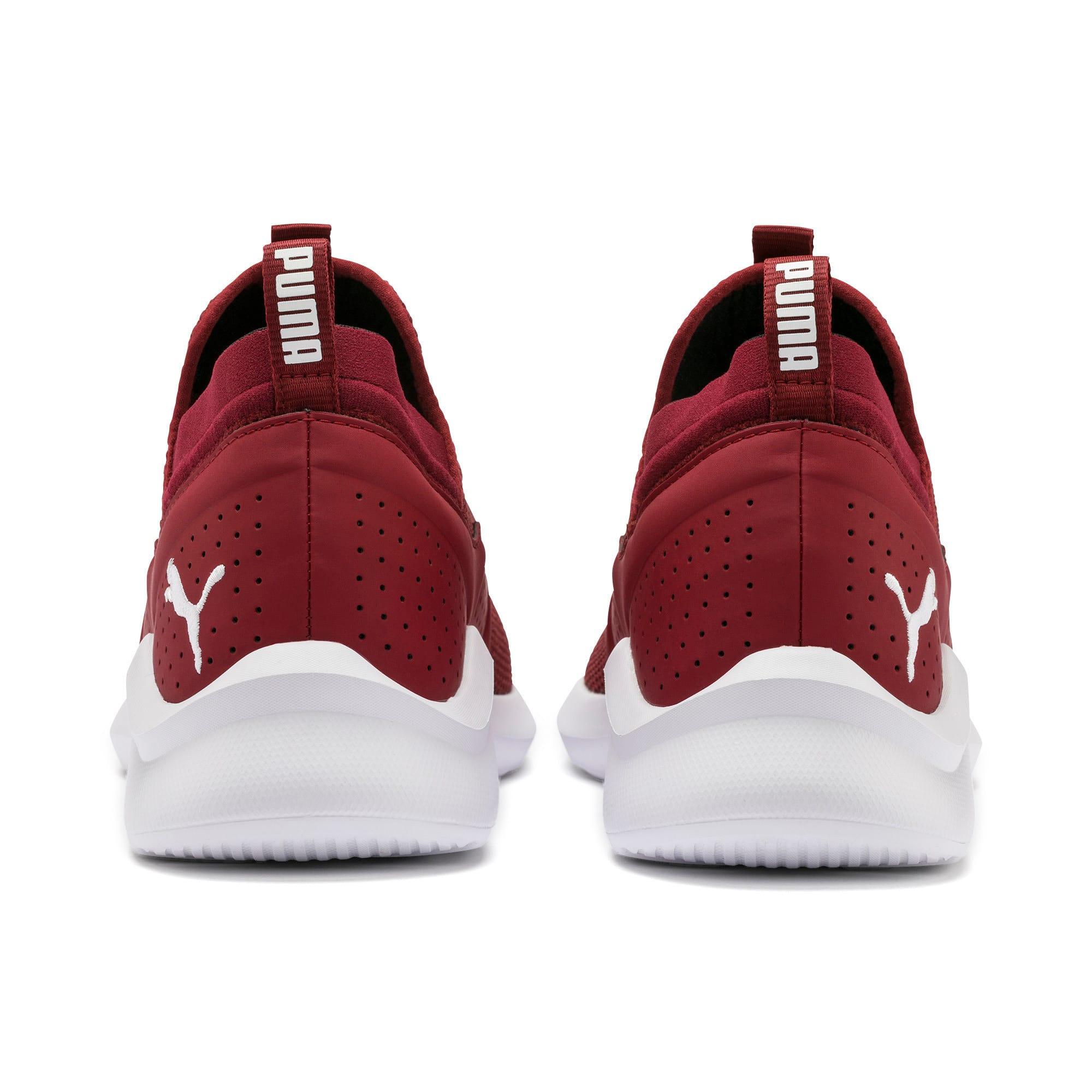 Thumbnail 5 of Emergence Men's Running Shoes, Rhubarb-Puma White, medium-IND