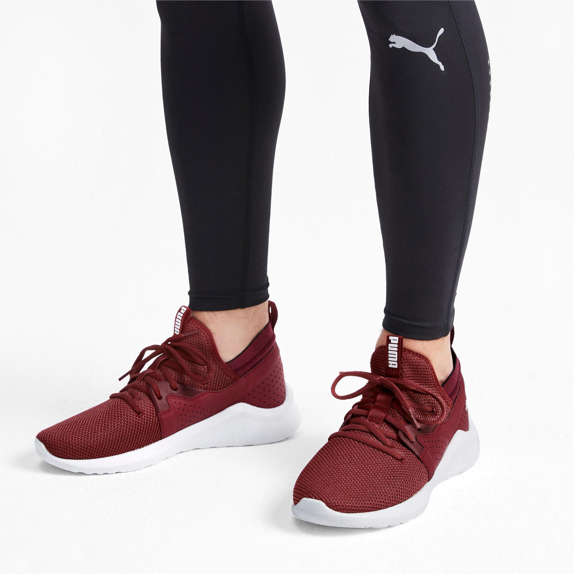 Thumbnail 2 of Emergence Men's Running Shoes, Rhubarb-Puma White, medium-IND
