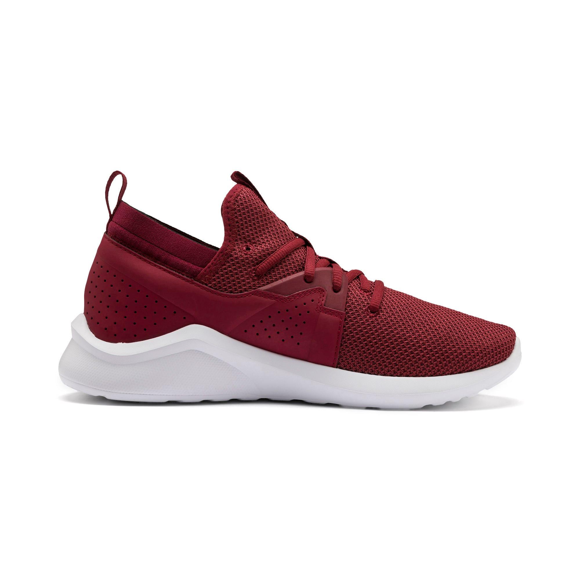 Thumbnail 7 of Emergence Men's Running Shoes, Rhubarb-Puma White, medium-IND