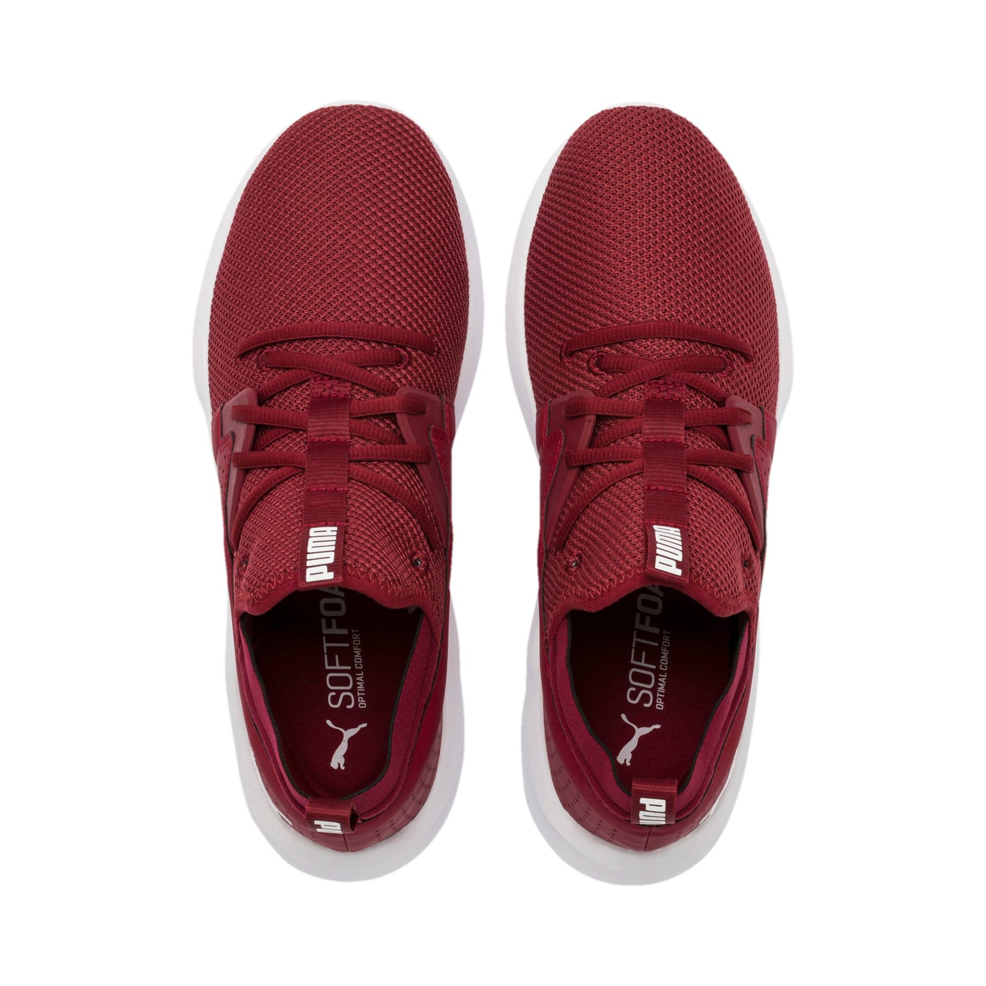 Thumbnail 8 of Emergence Men's Running Shoes, Rhubarb-Puma White, medium-IND