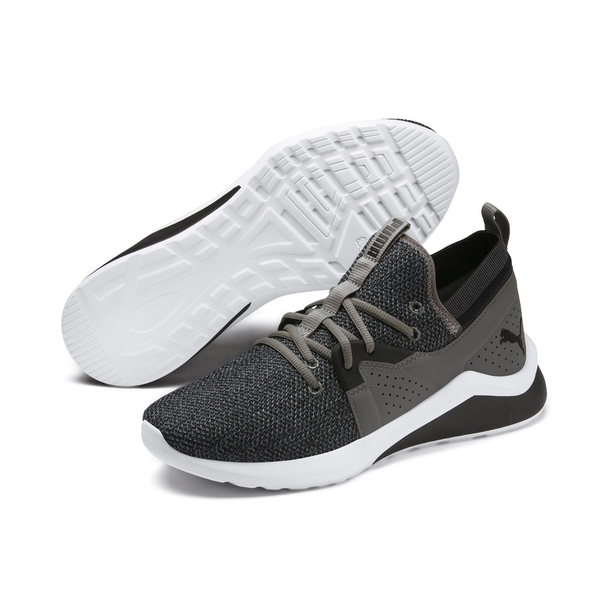 Thumbnail 4 of Emergence Men's Running Shoes, CASTLEROCK-Puma Black, medium-IND
