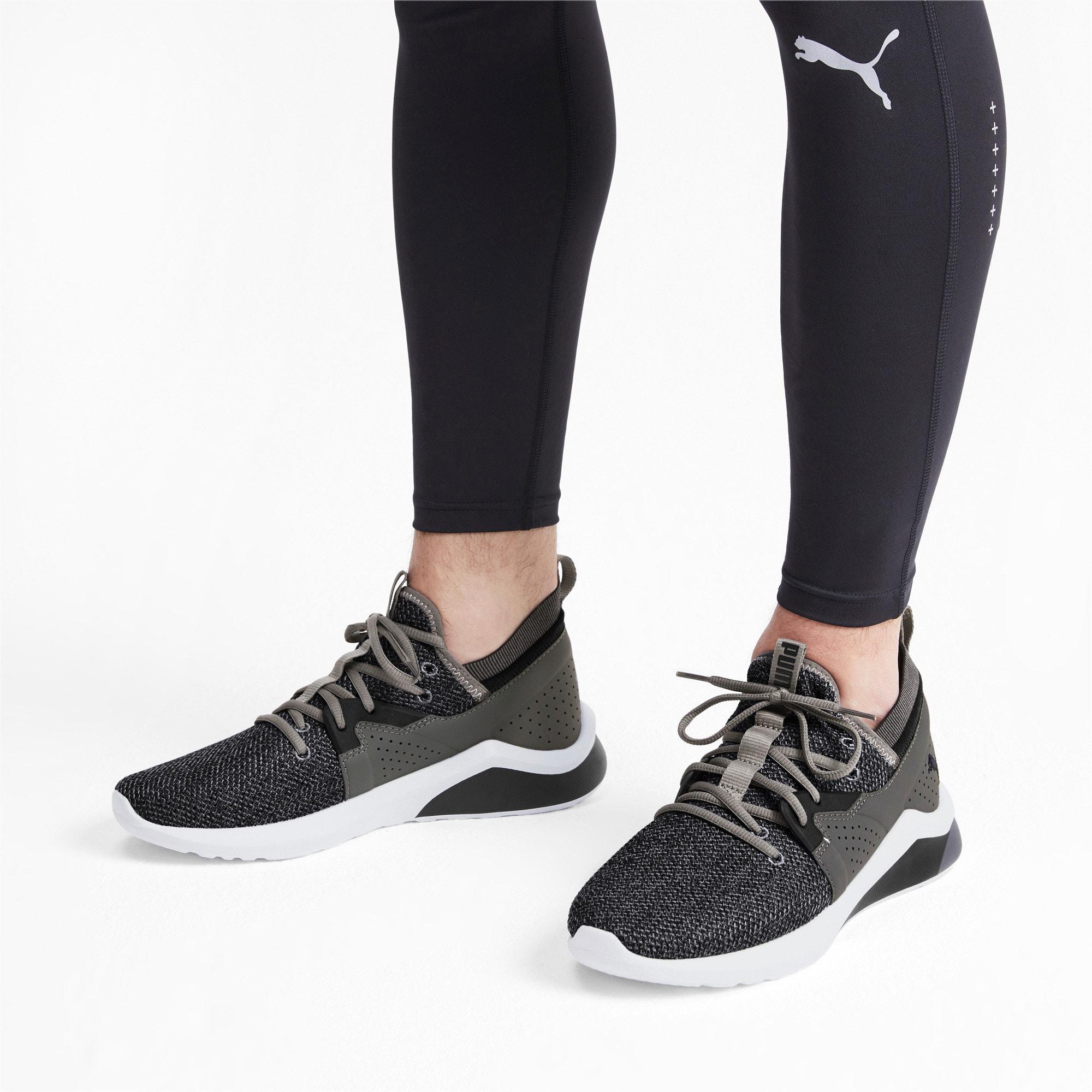Miniatura 3 de Zapatos deportivos Emergence para hombre, CASTLEROCK-Puma Black, mediano