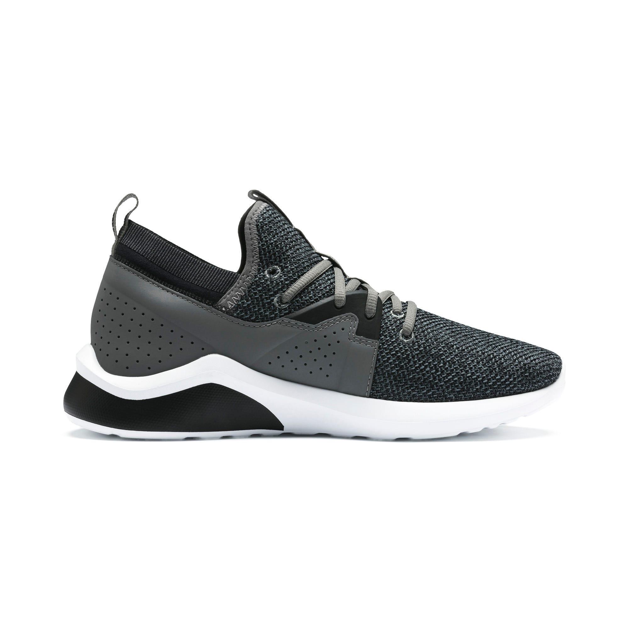 Thumbnail 7 of Emergence Men's Running Shoes, CASTLEROCK-Puma Black, medium-IND