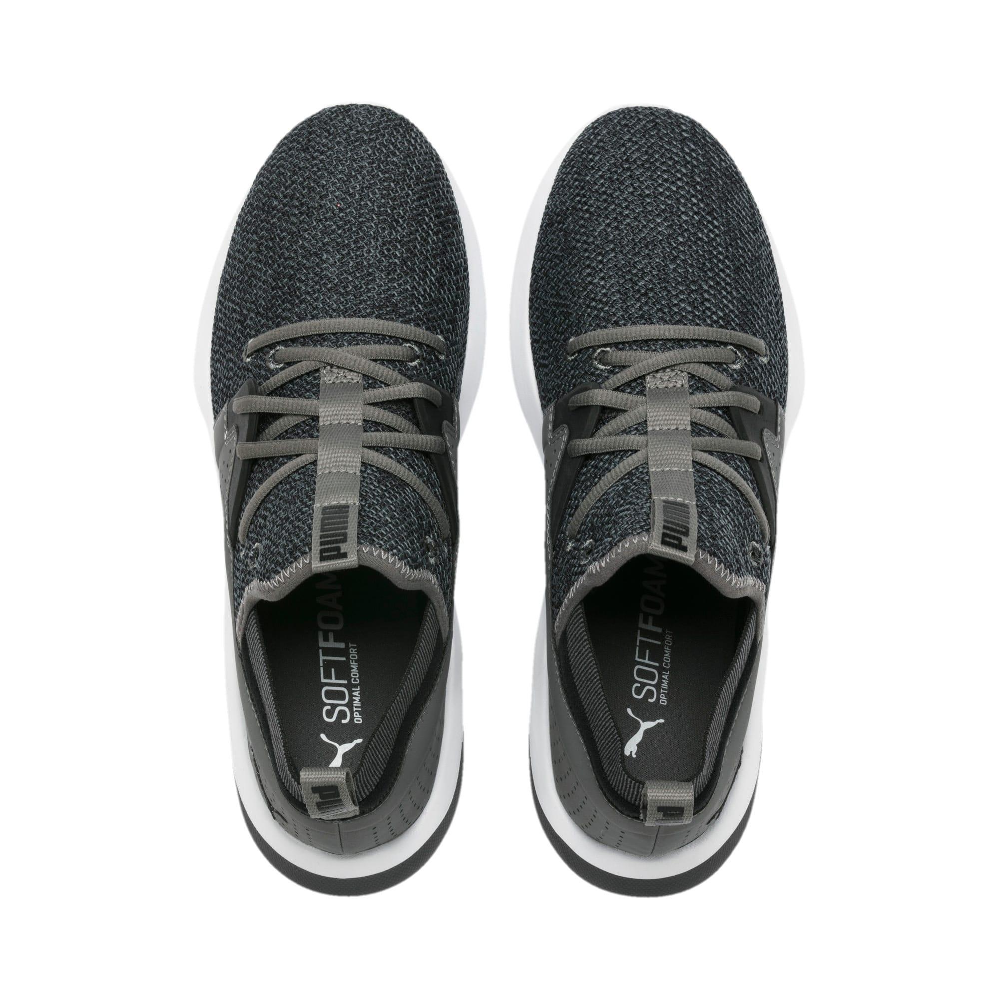 Thumbnail 8 of Emergence Men's Running Shoes, CASTLEROCK-Puma Black, medium-IND