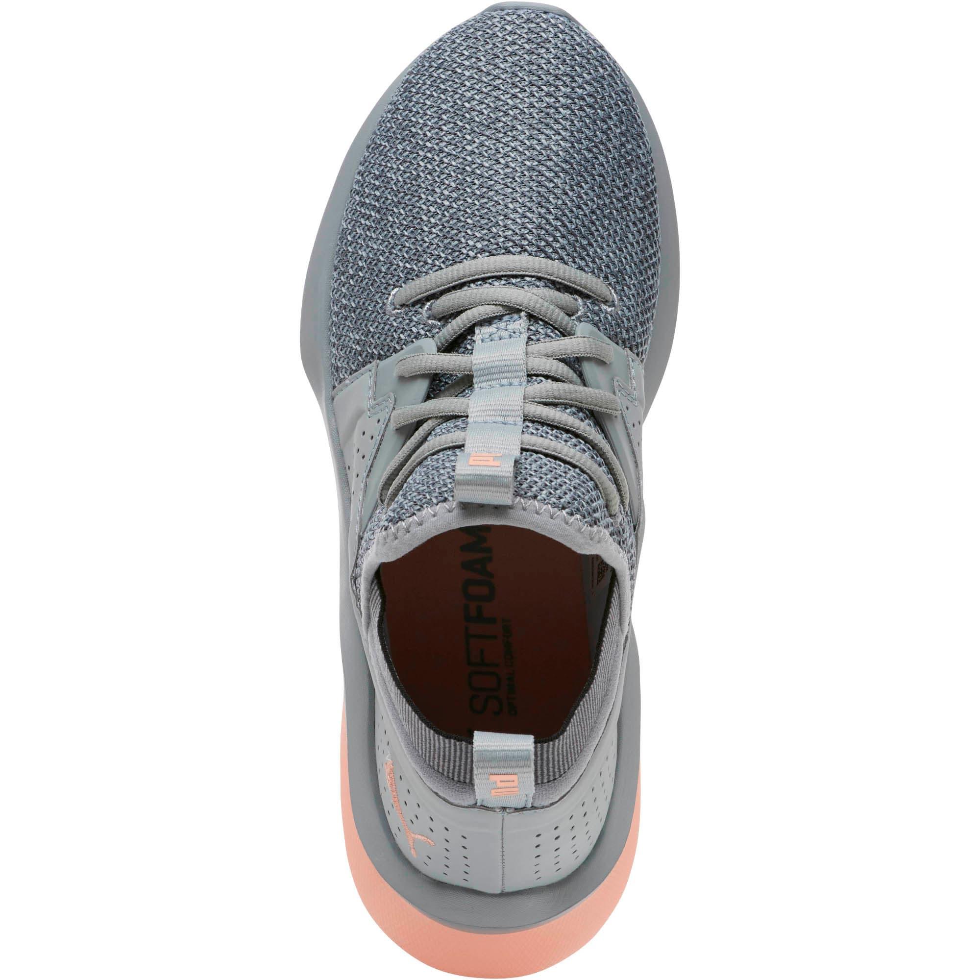 Thumbnail 5 of Emergence Women's Sneakers, Quarry-Peach Bud, medium