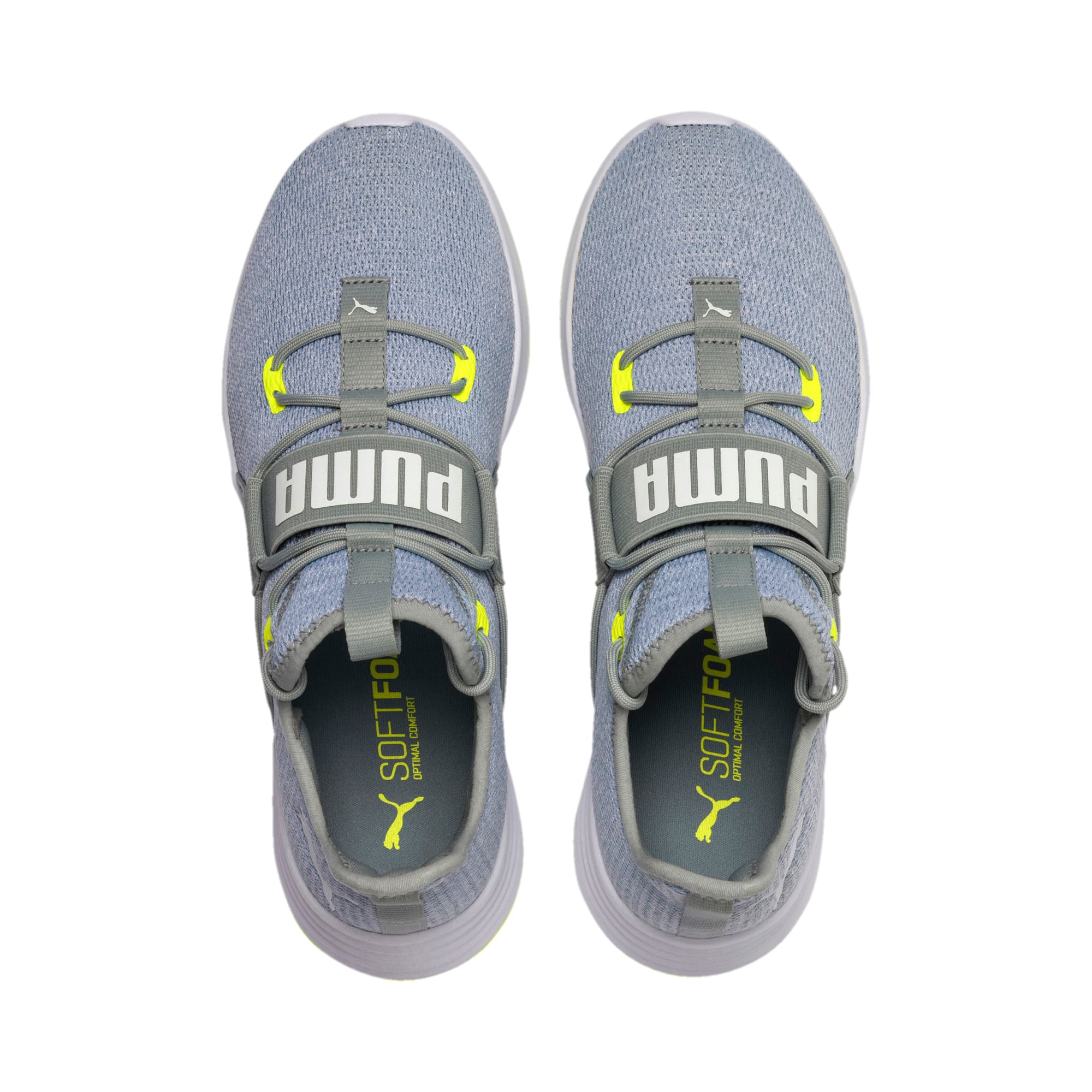 Thumbnail 6 of Persist XT Men's Training Shoes, Quarry-Fizzy Yellow-White, medium