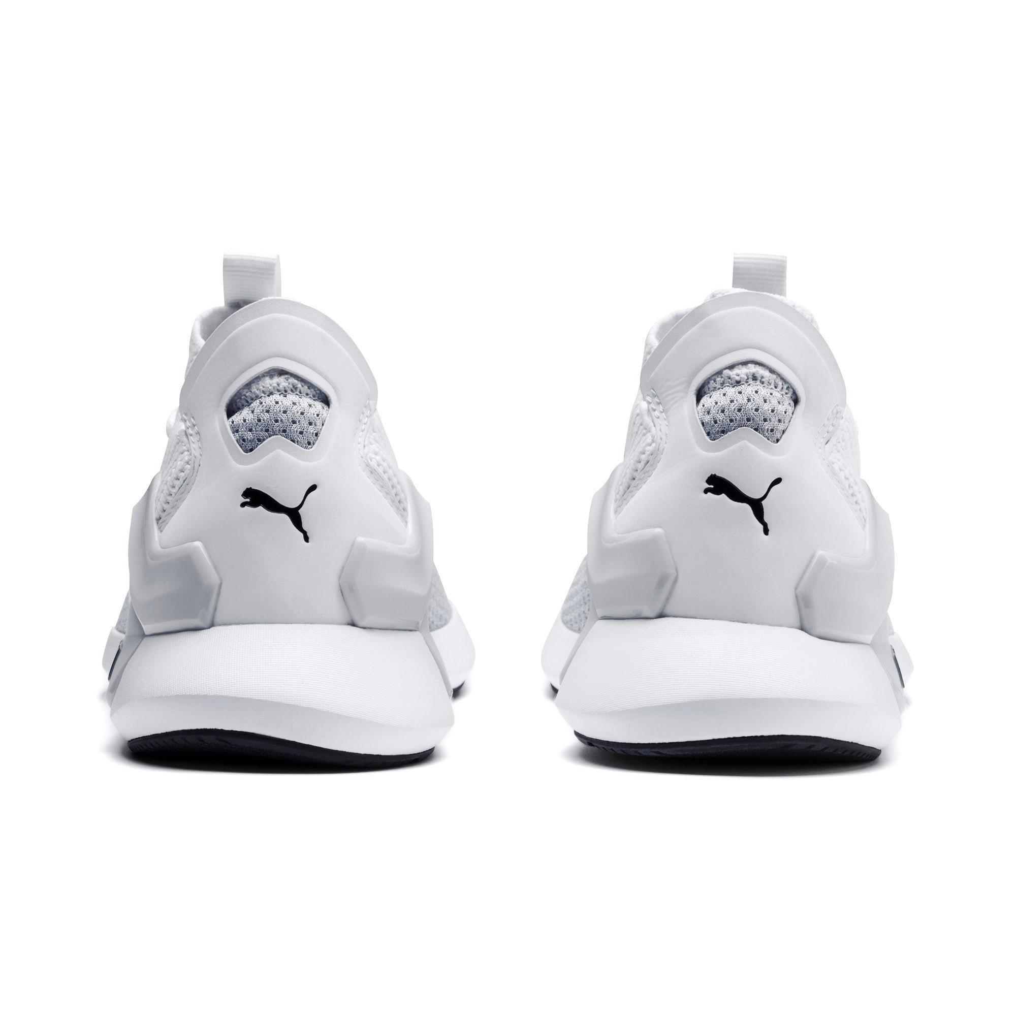 Thumbnail 4 of Rogue Men's Running Shoes, Puma White-Puma Black, medium
