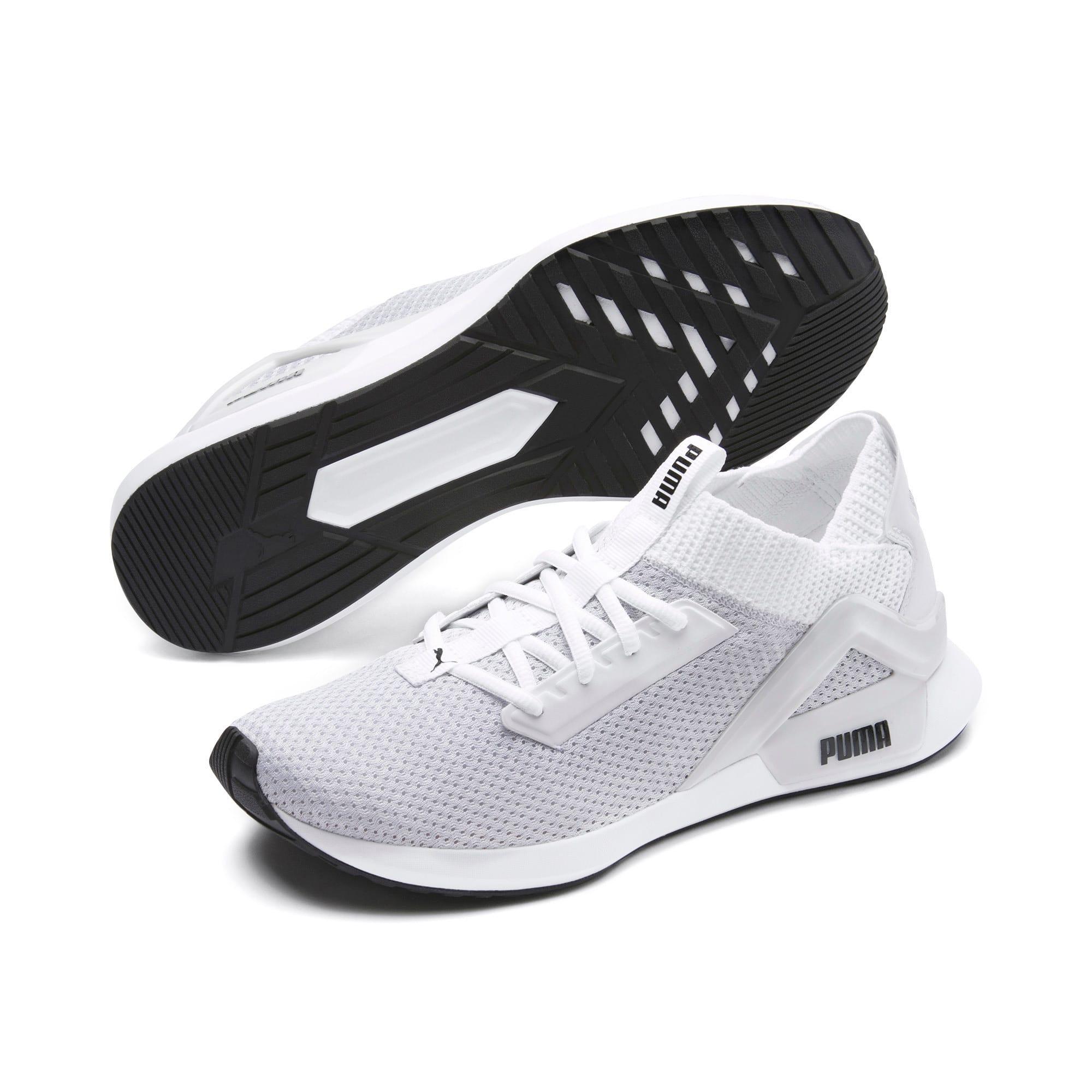 Thumbnail 2 of Rogue Men's Running Shoes, Puma White-Puma Black, medium