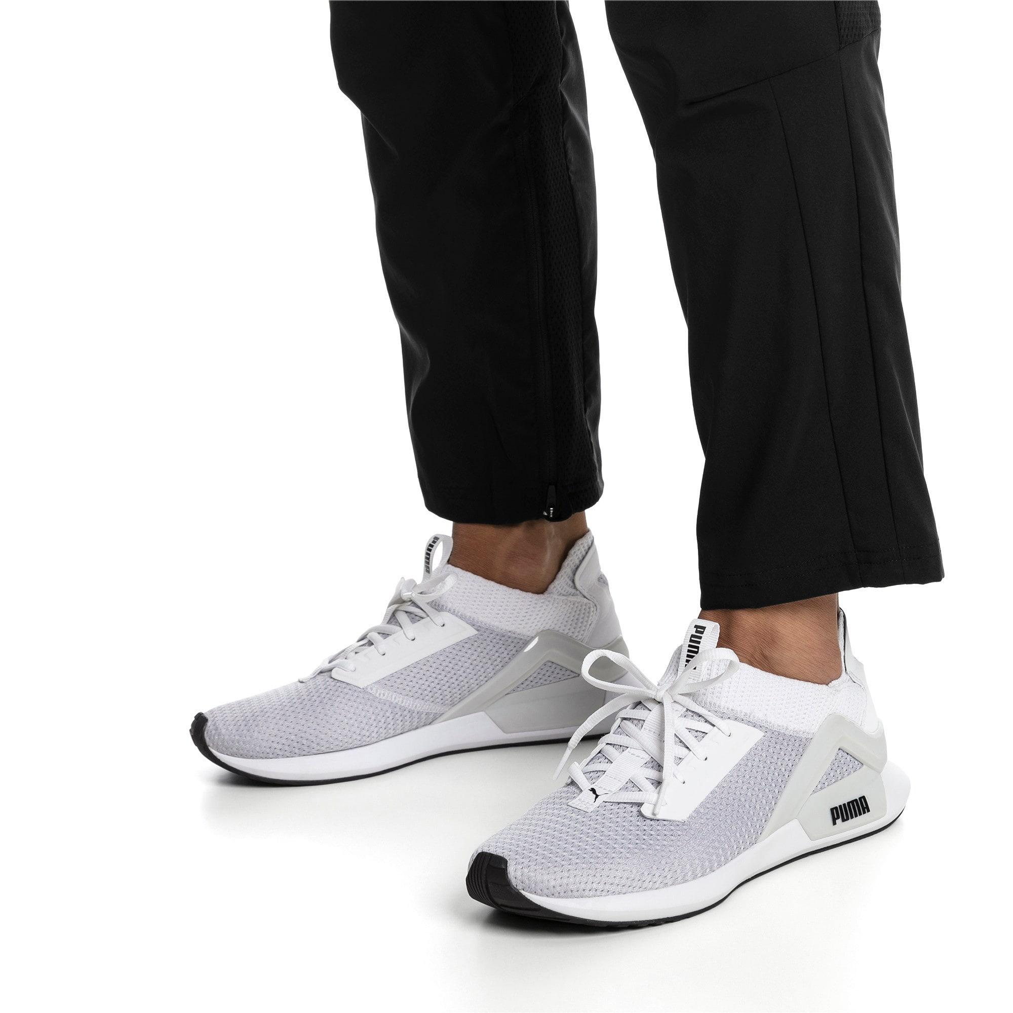 Thumbnail 7 of Rogue Men's Running Shoes, Puma White-Puma Black, medium