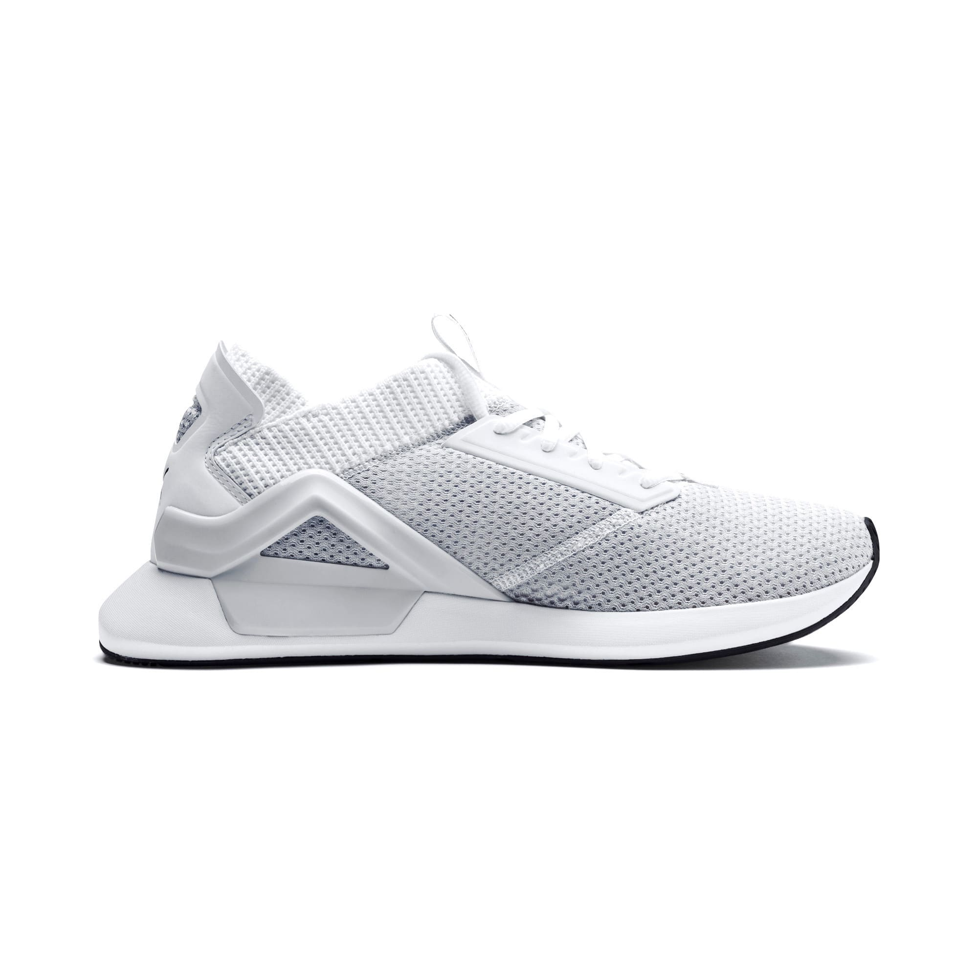 Thumbnail 5 of Rogue Men's Running Shoes, Puma White-Puma Black, medium